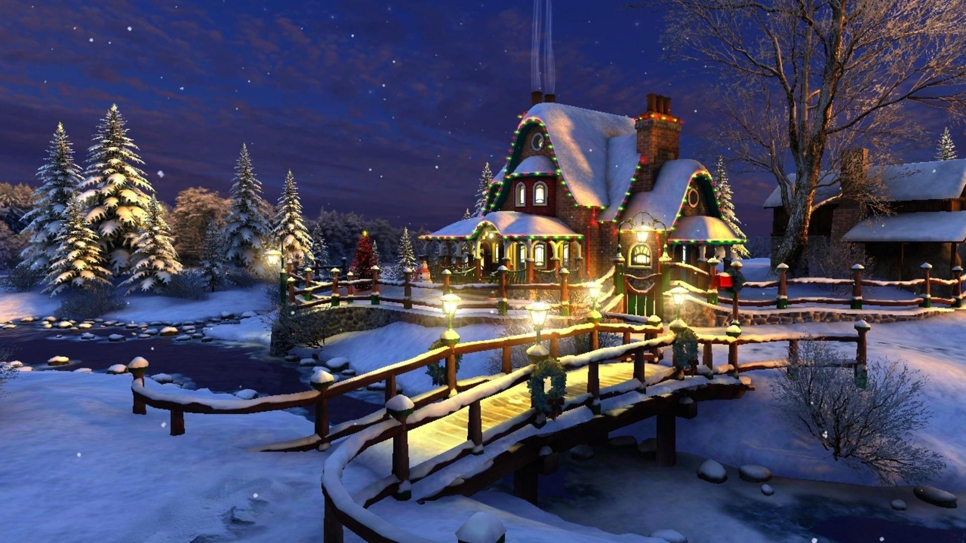 Фото про новый год зима