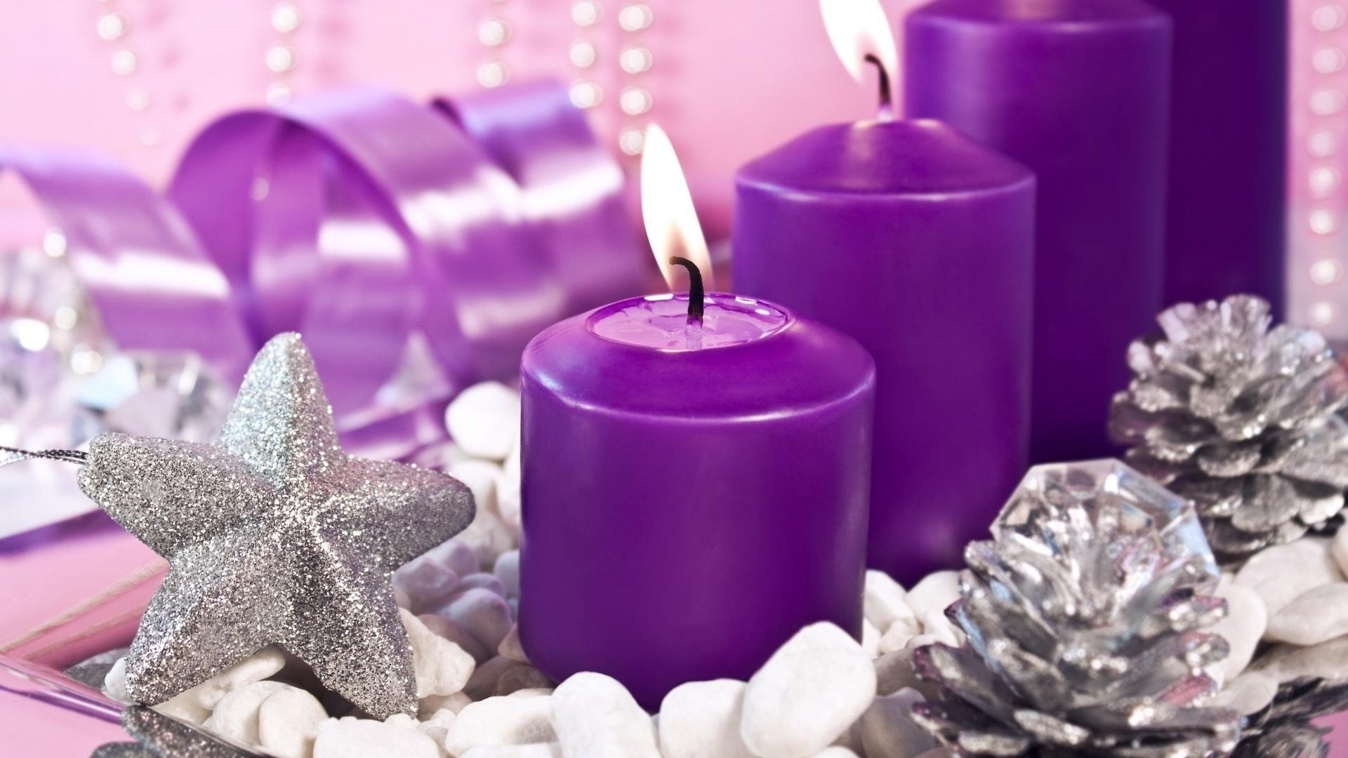 длина база картинки с новогодними свечами подходит