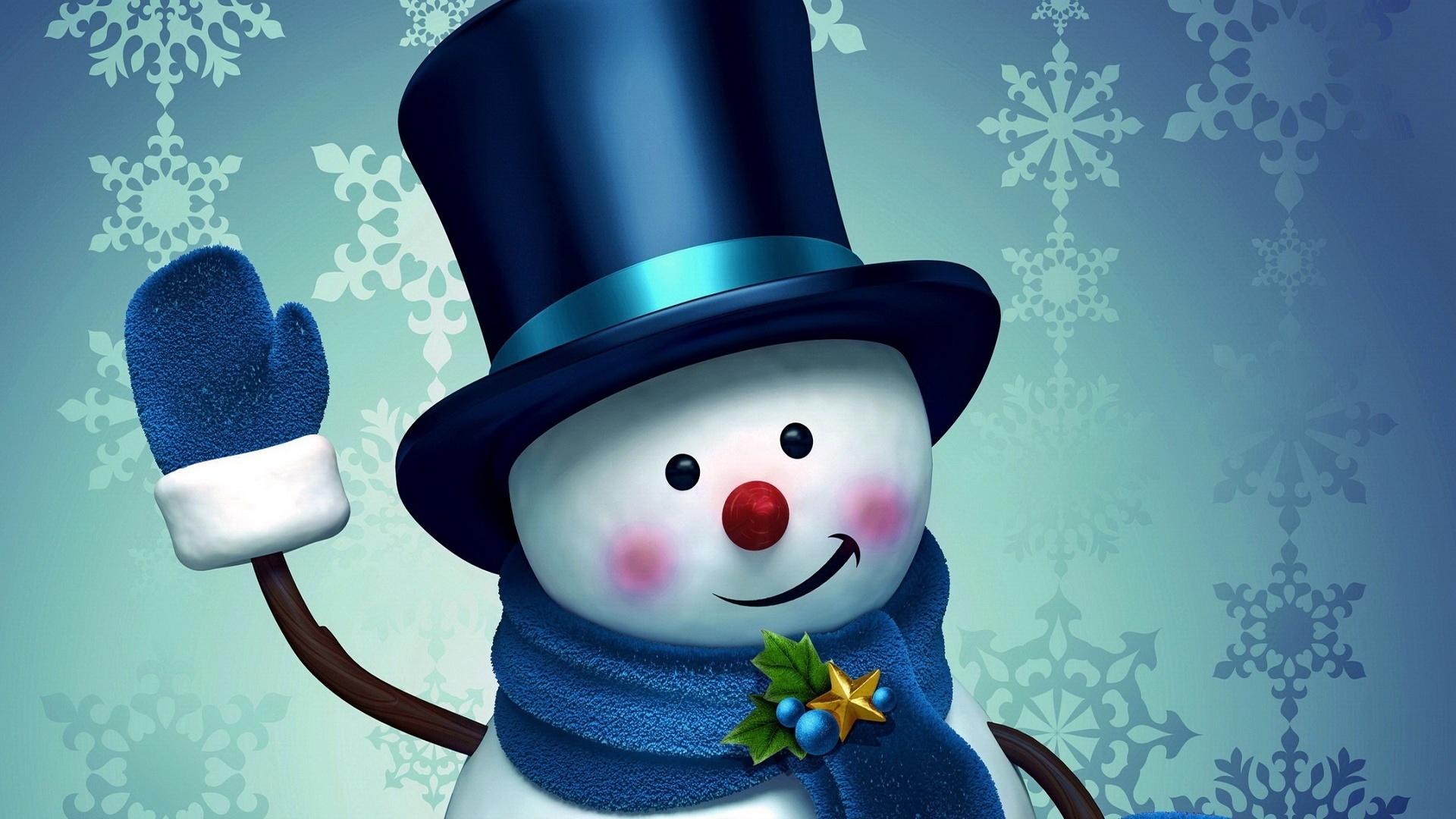 Картинки новогодние снеговики прикольные разные