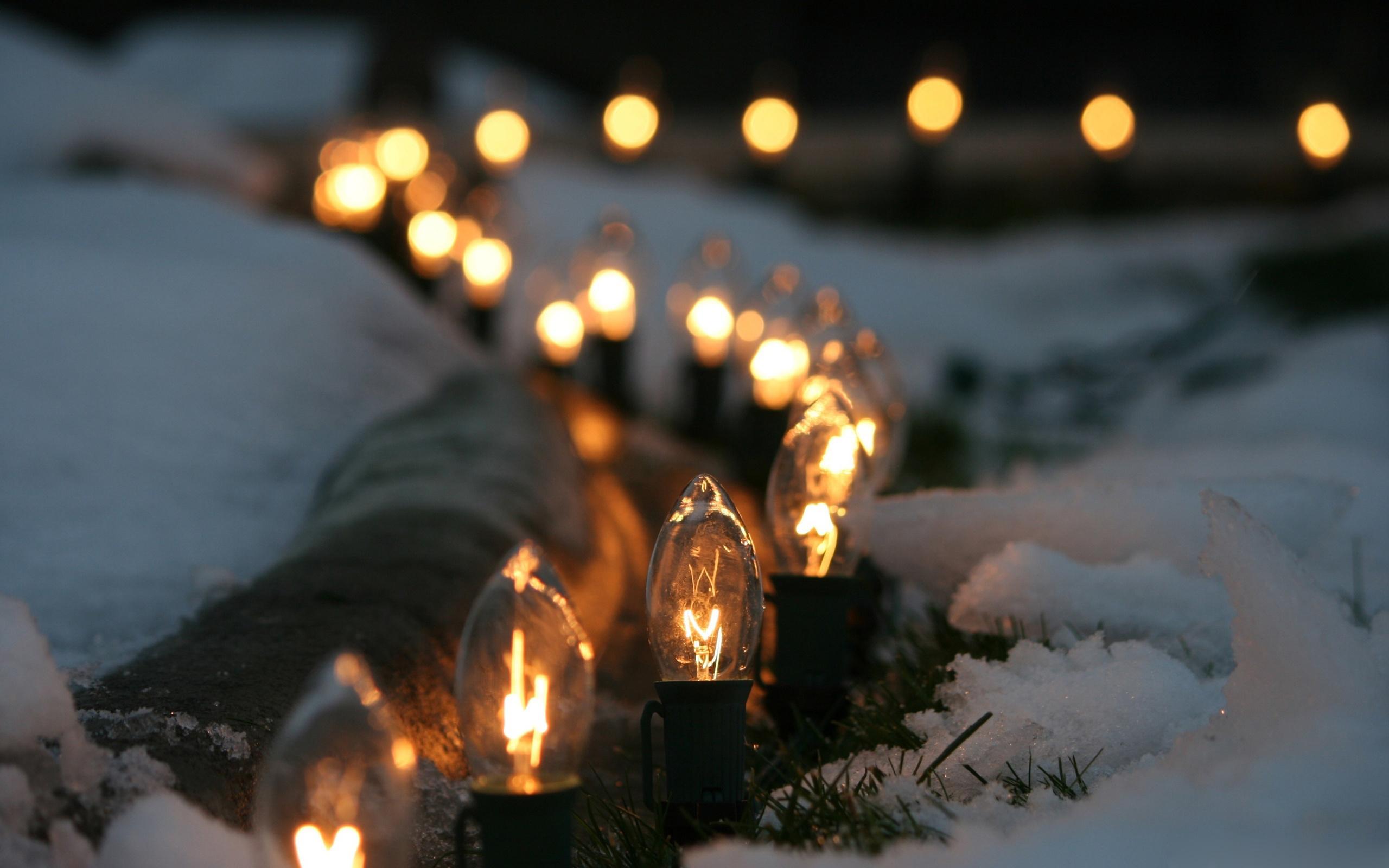 для рождественский свет картинки представляет собой