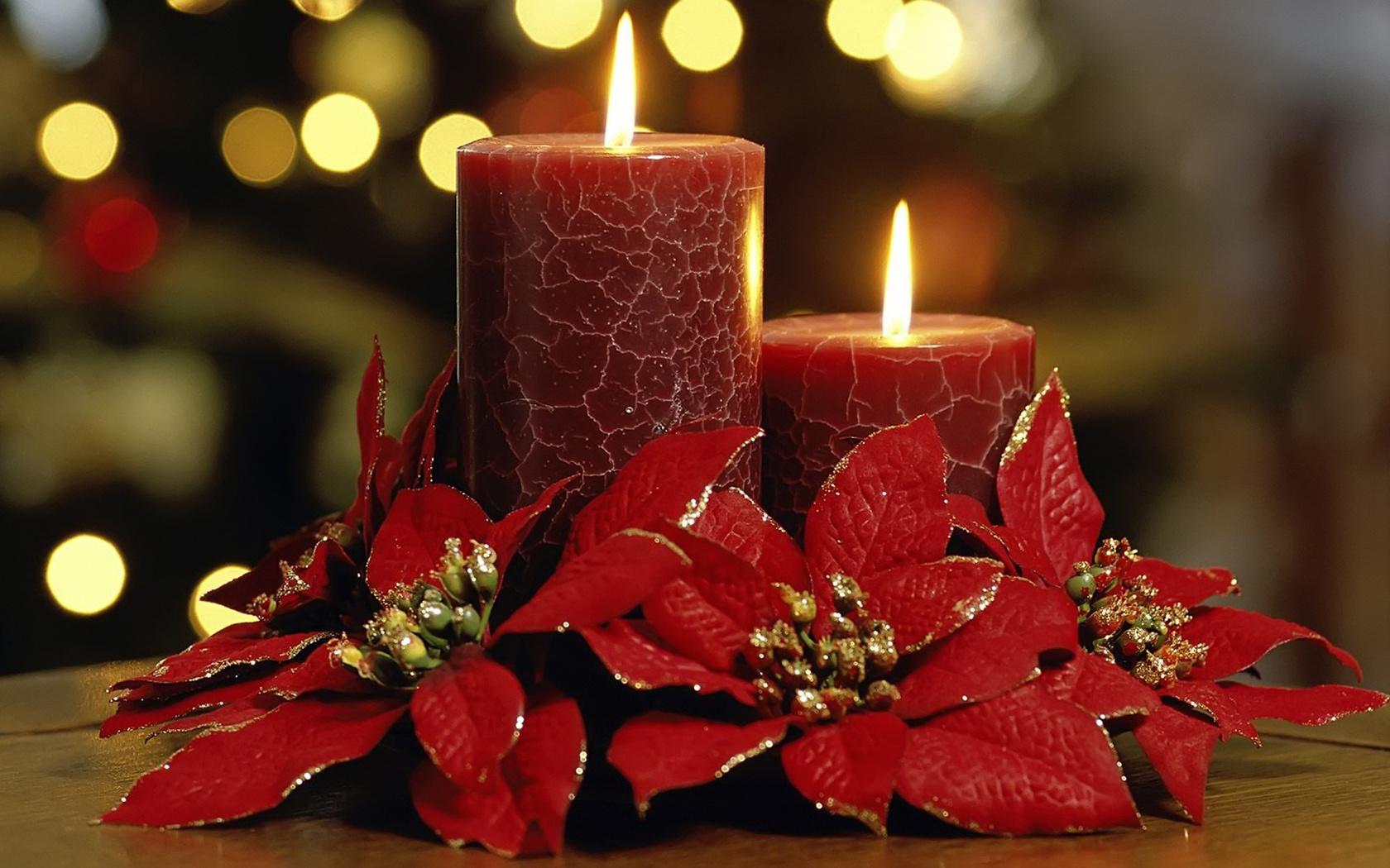 красивые картинки новогодних свечей вступительных испытаний