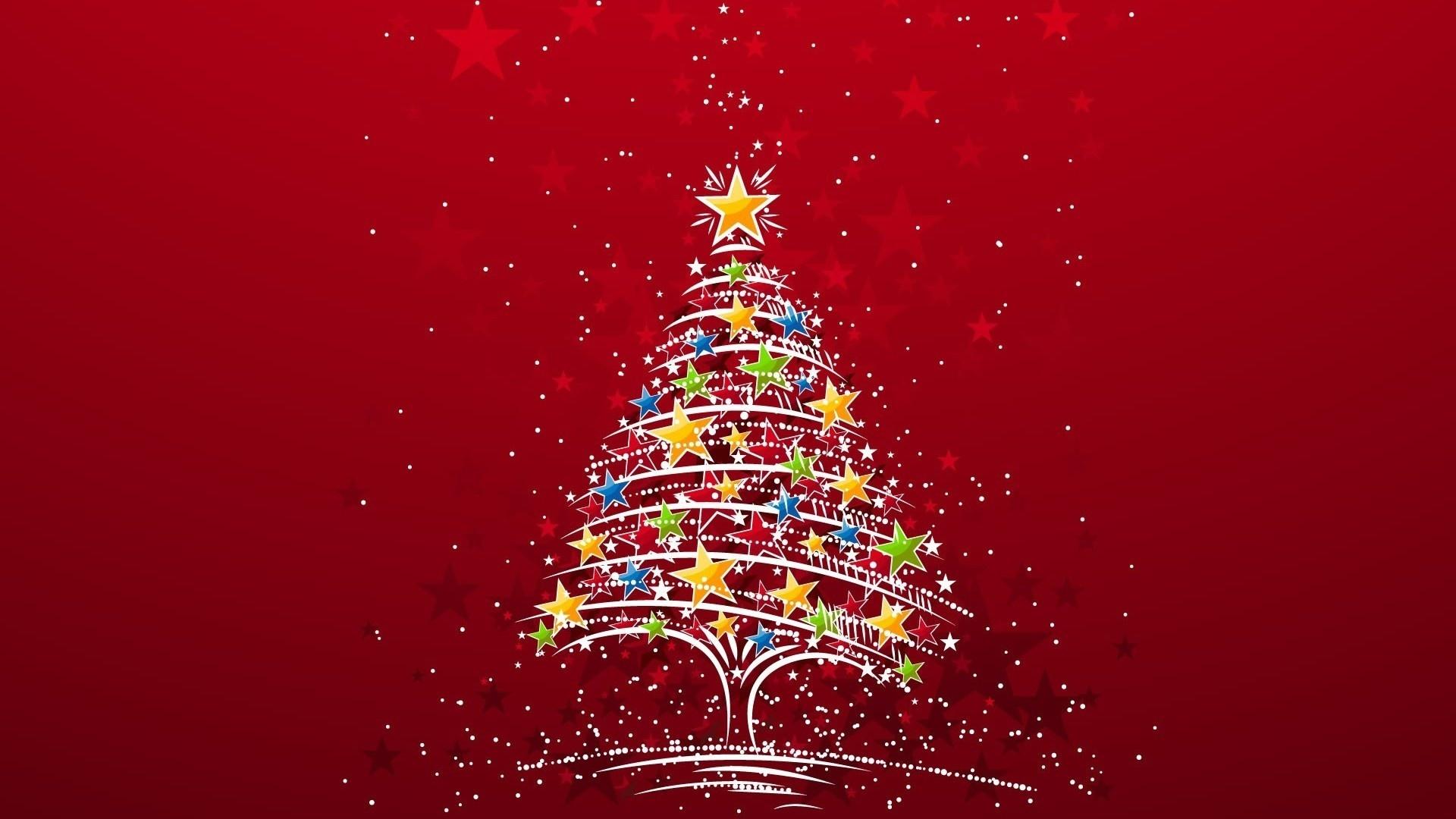 Картинка, открытки с елкой новым годом