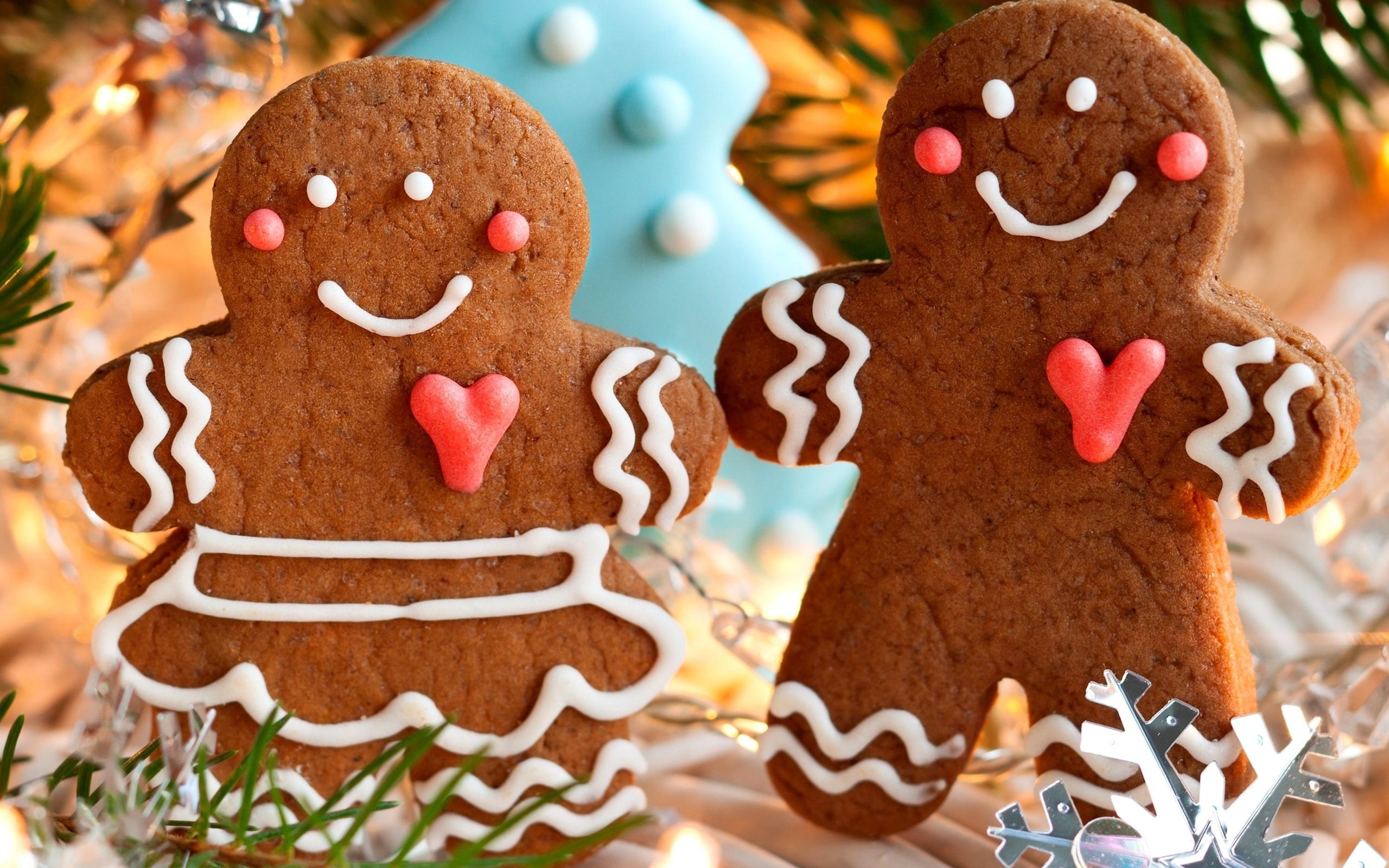 рождественское печенье картинки действия