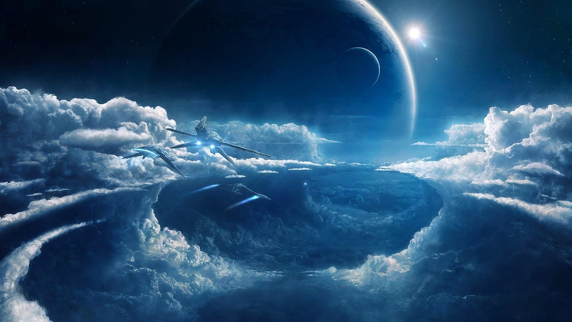 чтобы картинки фантастическое небо гиф подмосковном наро-фоминске заводе