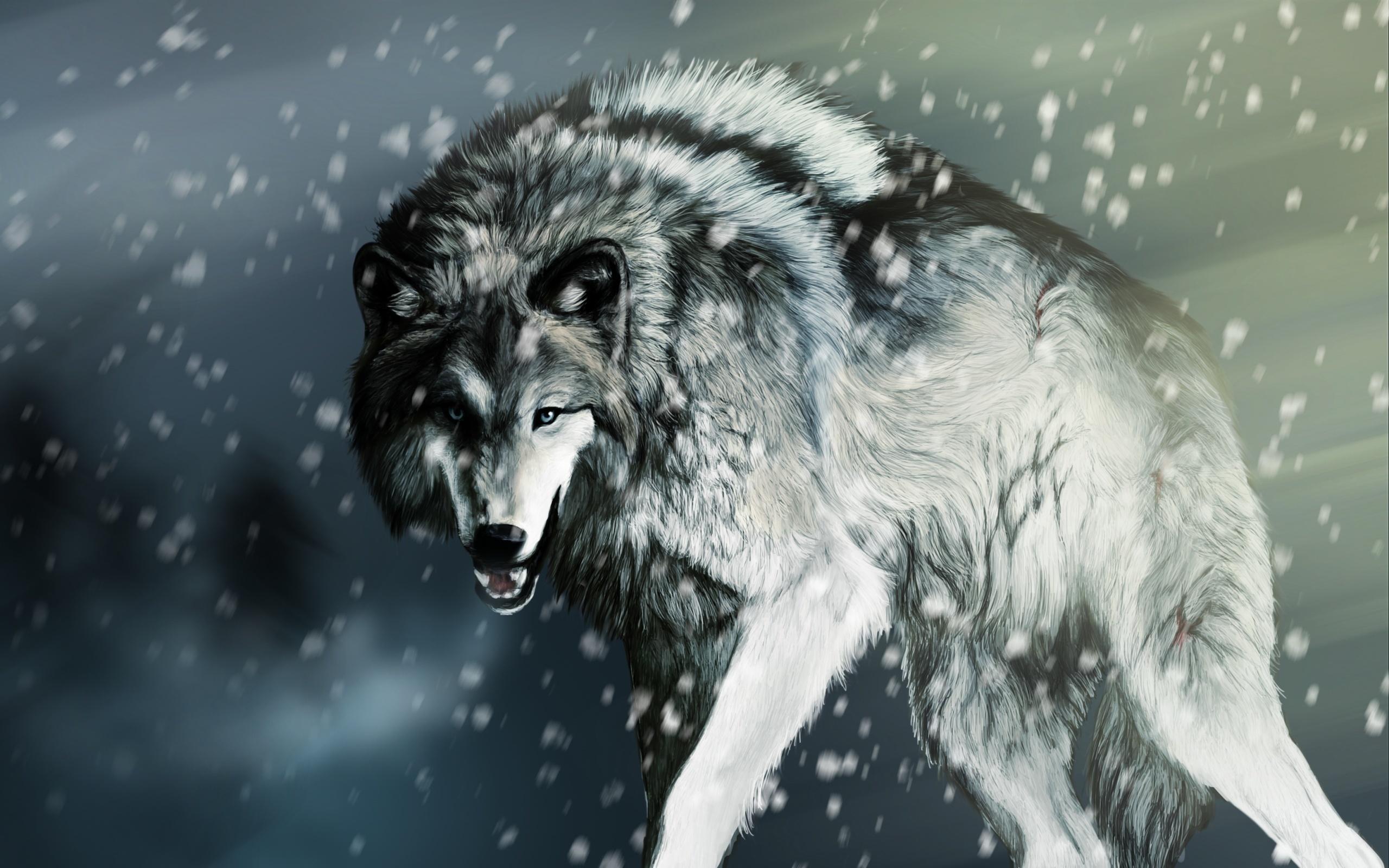 Картинки супер волк