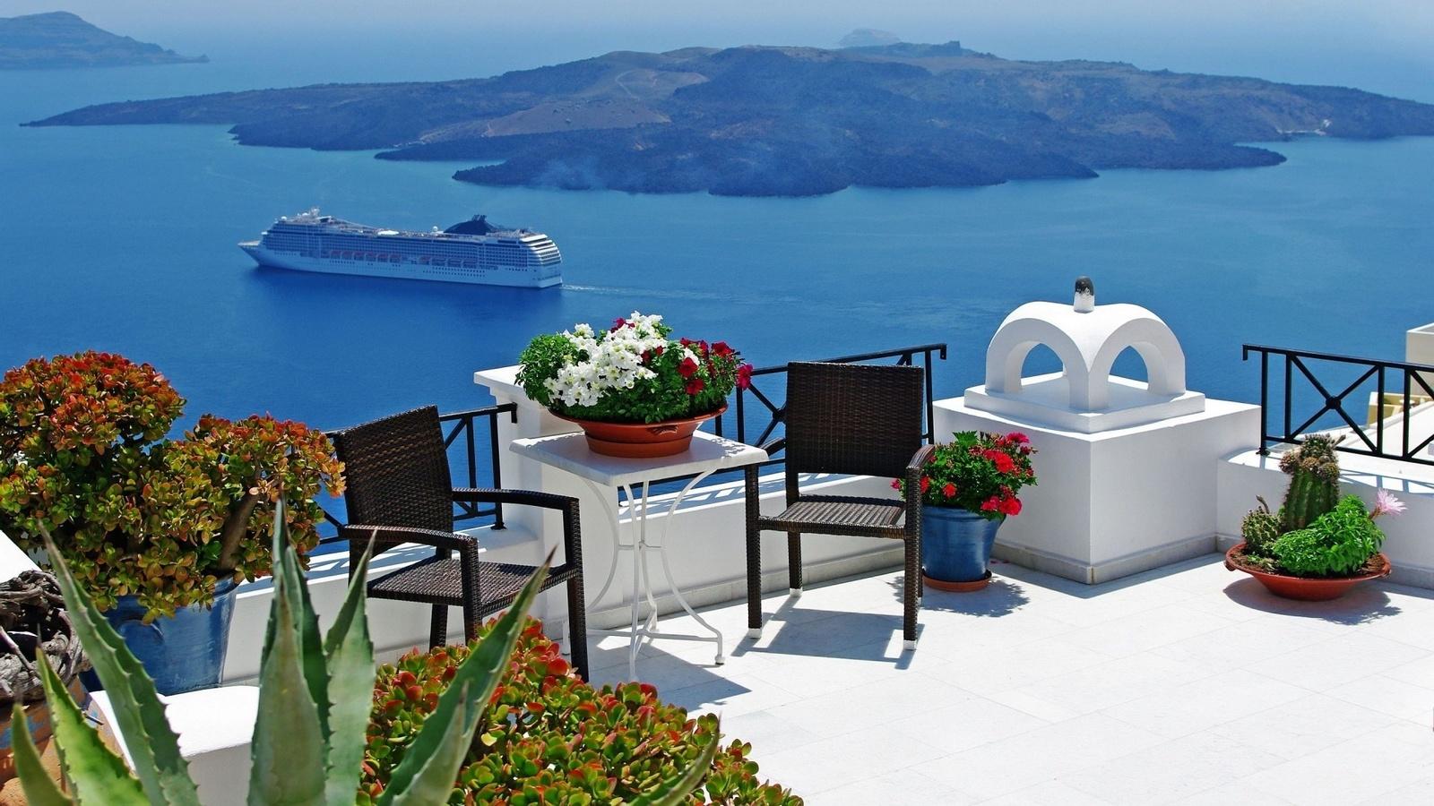 Картинки с грецией, льняная свадьба