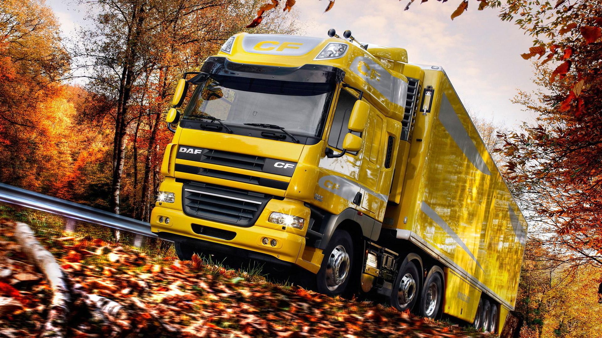красивые картинки грузовиков