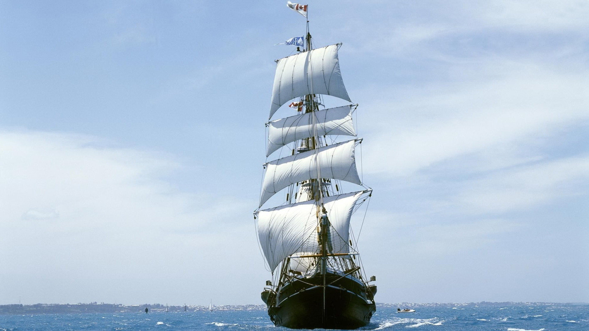 корабль плывет по океану картинки трудолюбие аккуратность