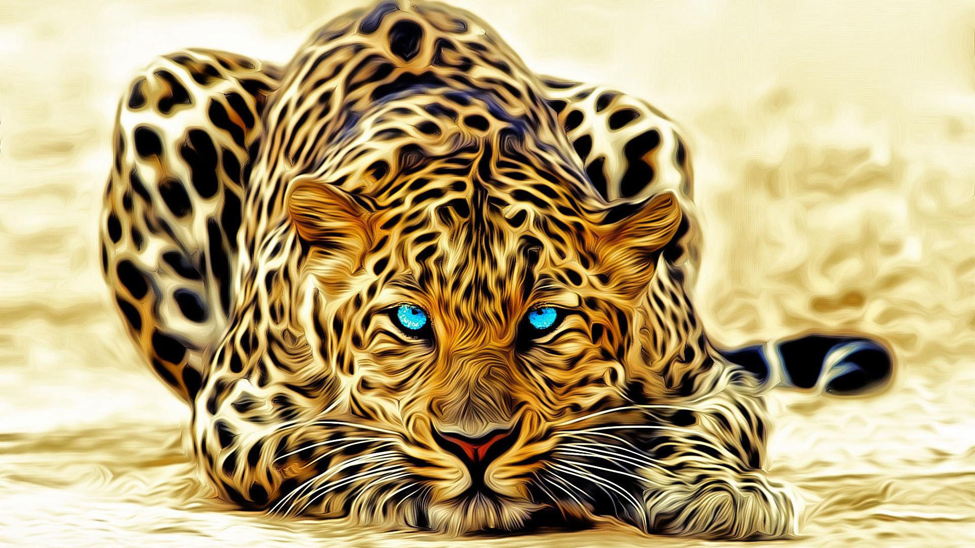 Картинки тигров и леопардов на телефон