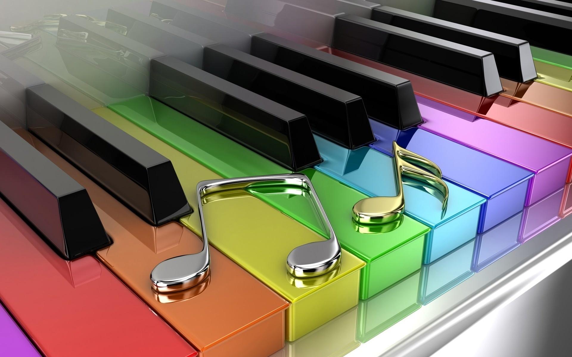 Картинки клавиши красивые
