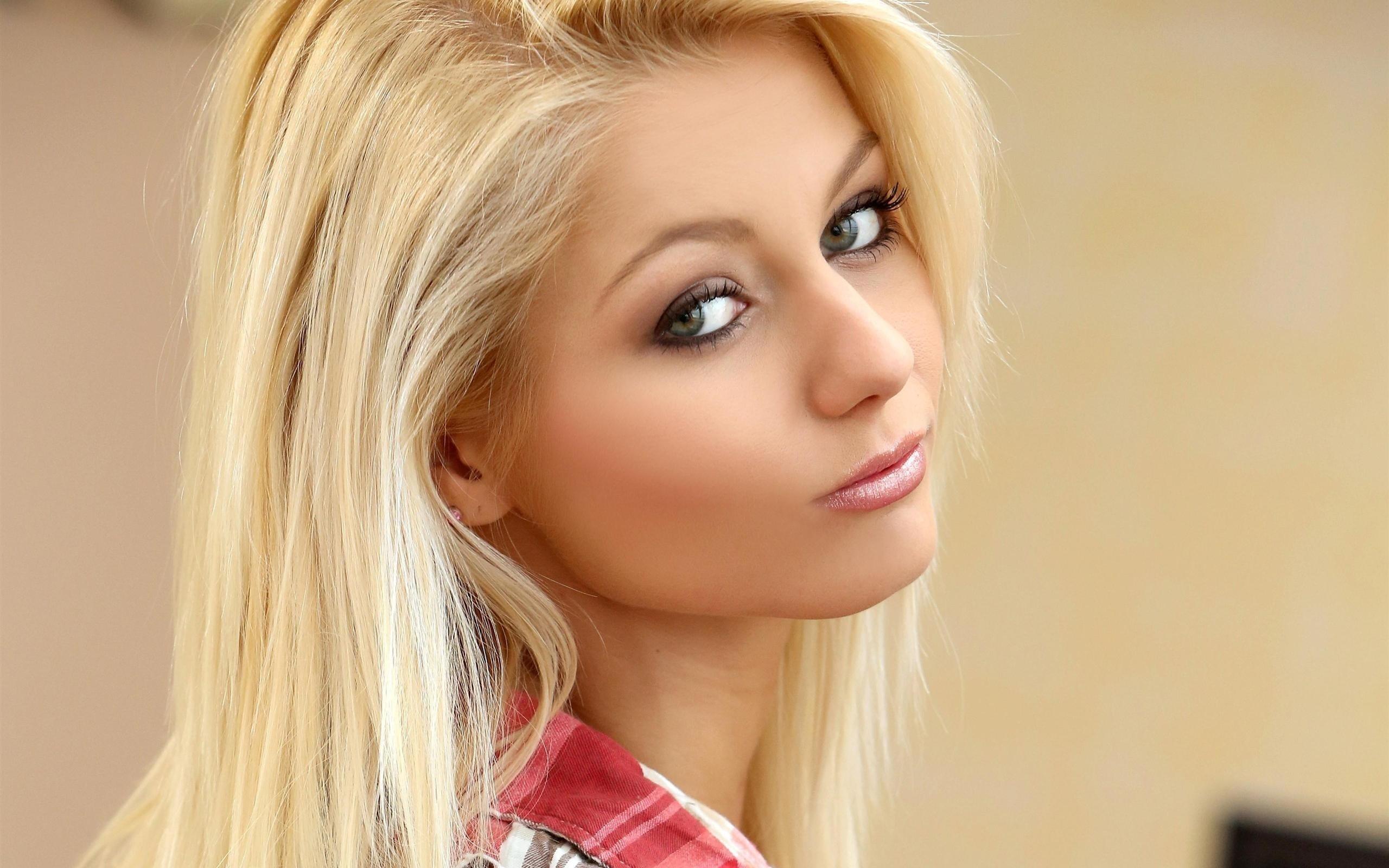 Картинки красивые блондинка