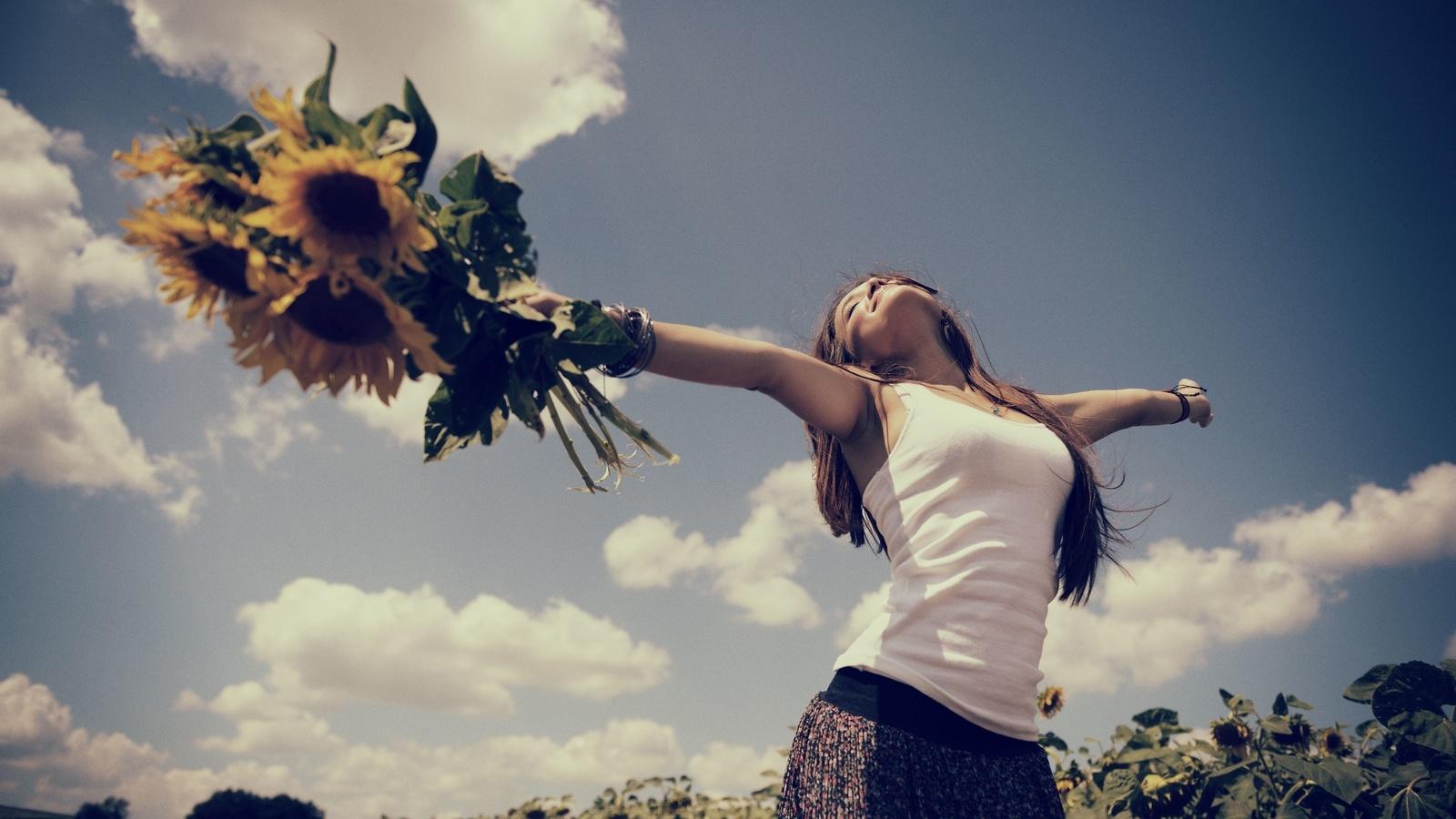 Красивые картинки со счастьем