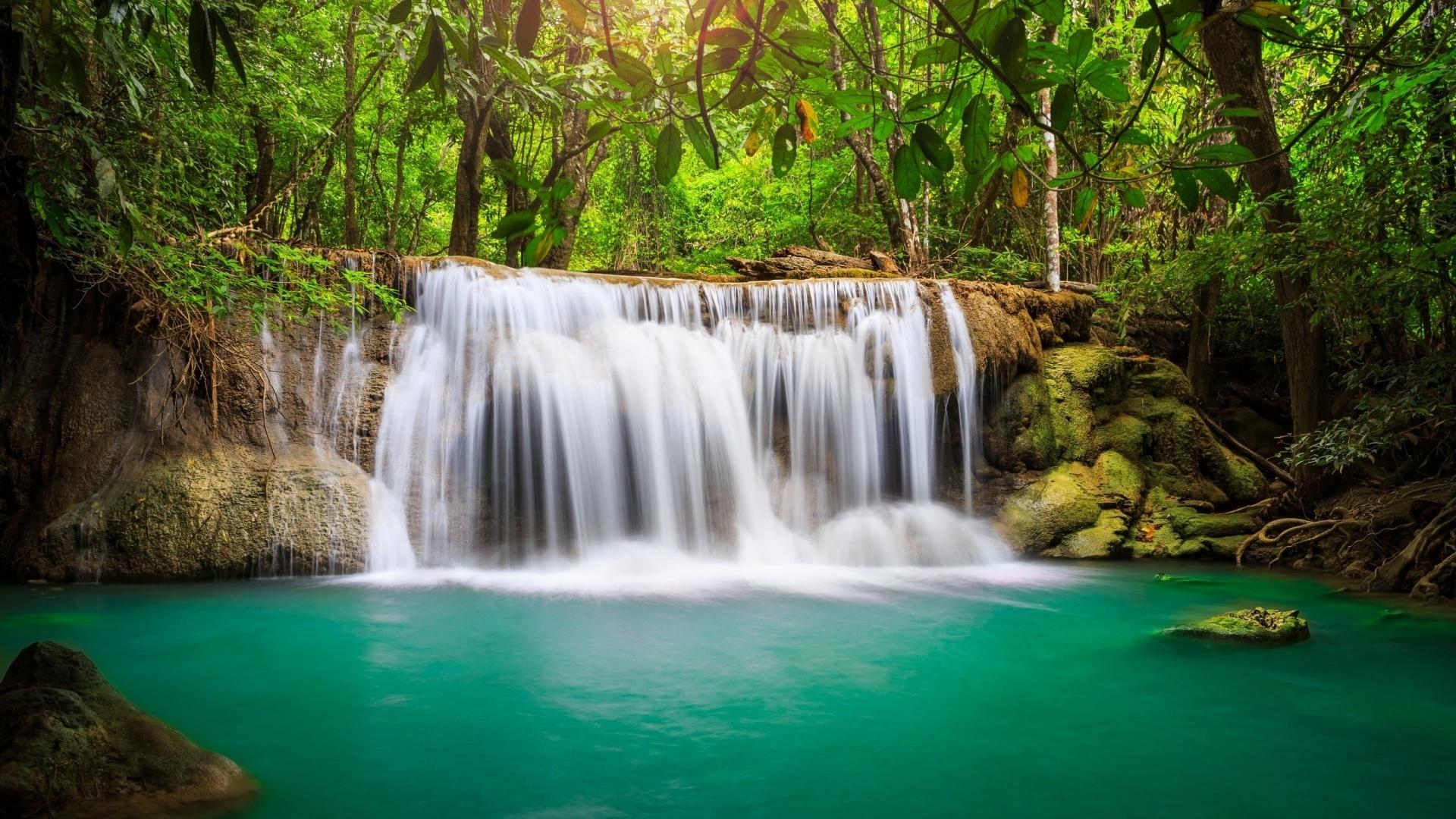 Картинки водопадов в высоком качестве