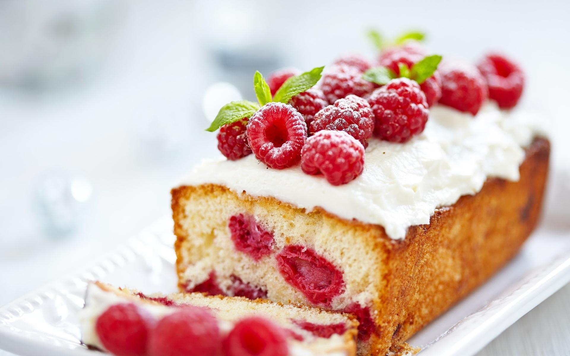 Торт малина картинки