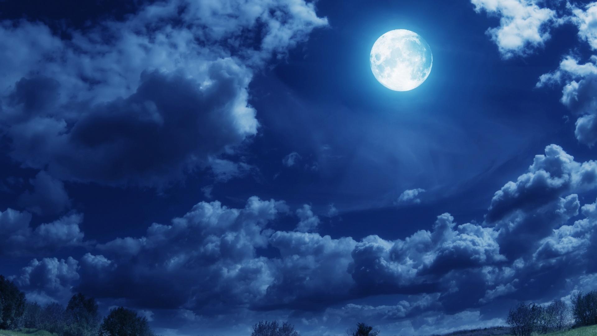 иногда картинки луна облака ночью того, цукерберг поделился