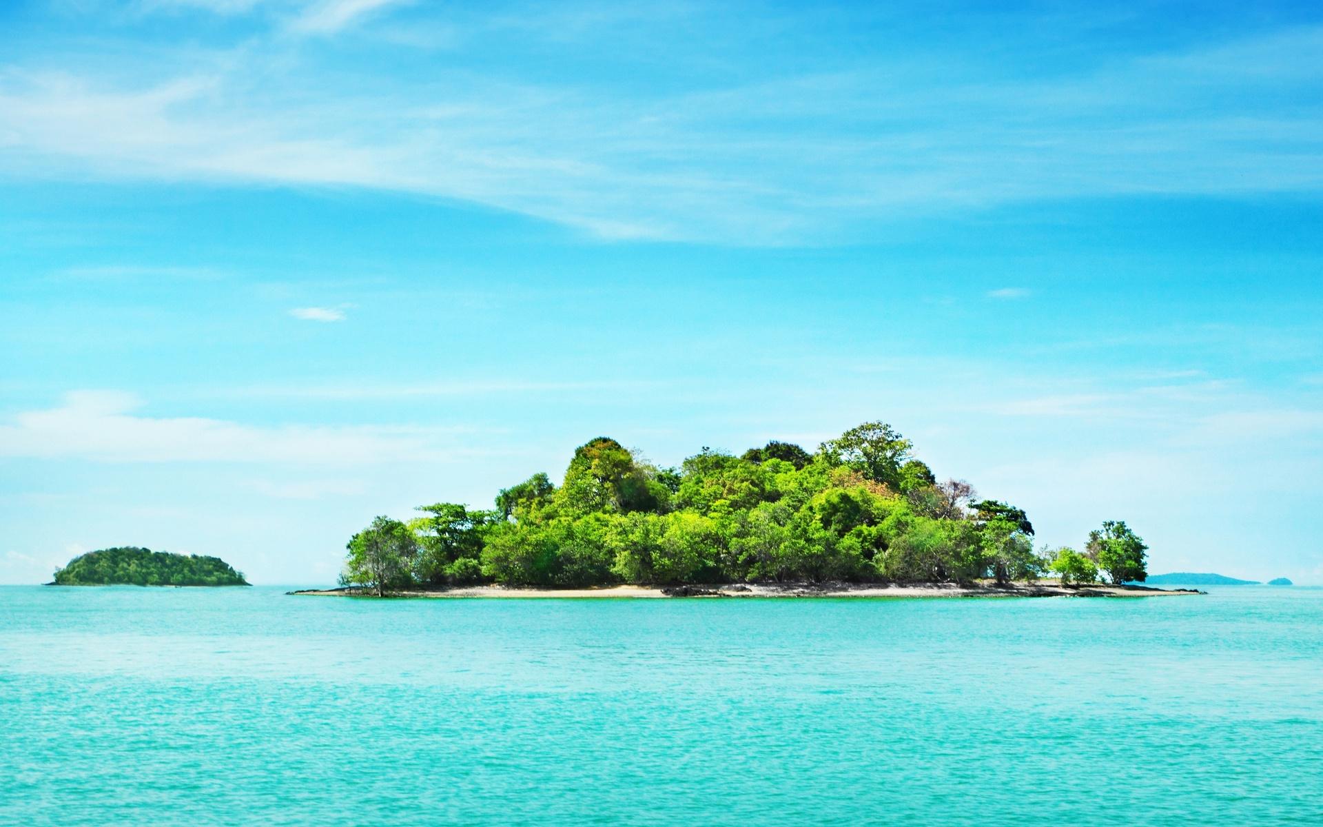 остров в океане картинки калинка победитель