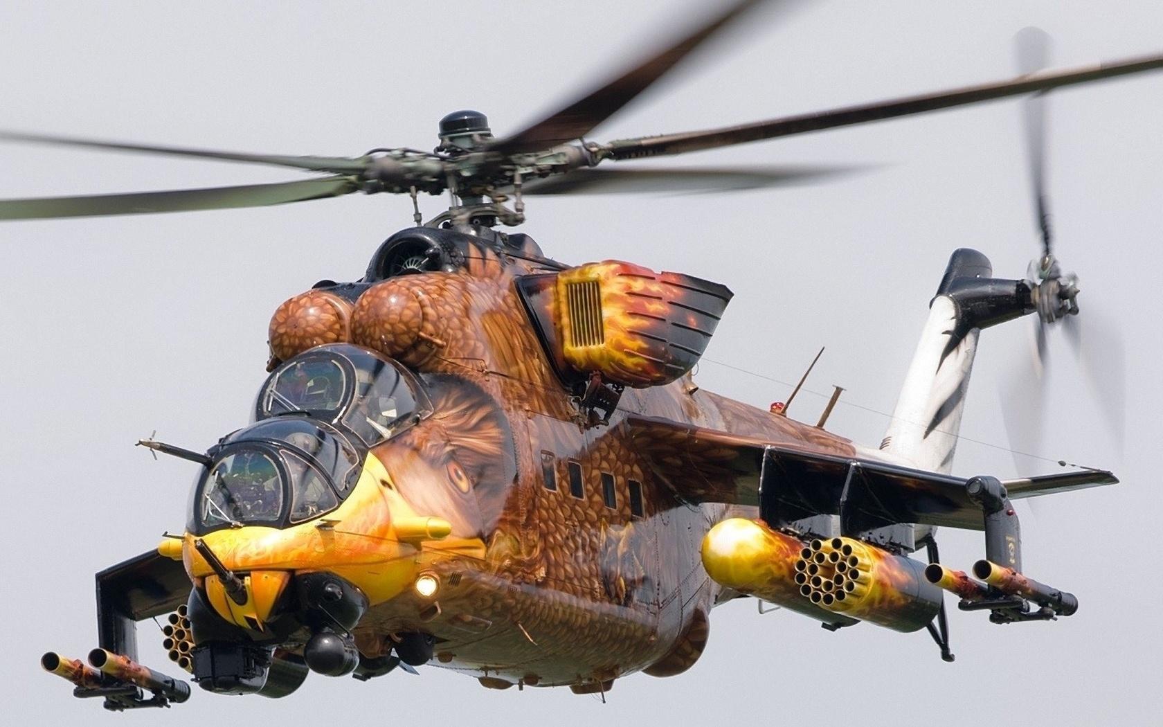 Крутые картинки вертолетов