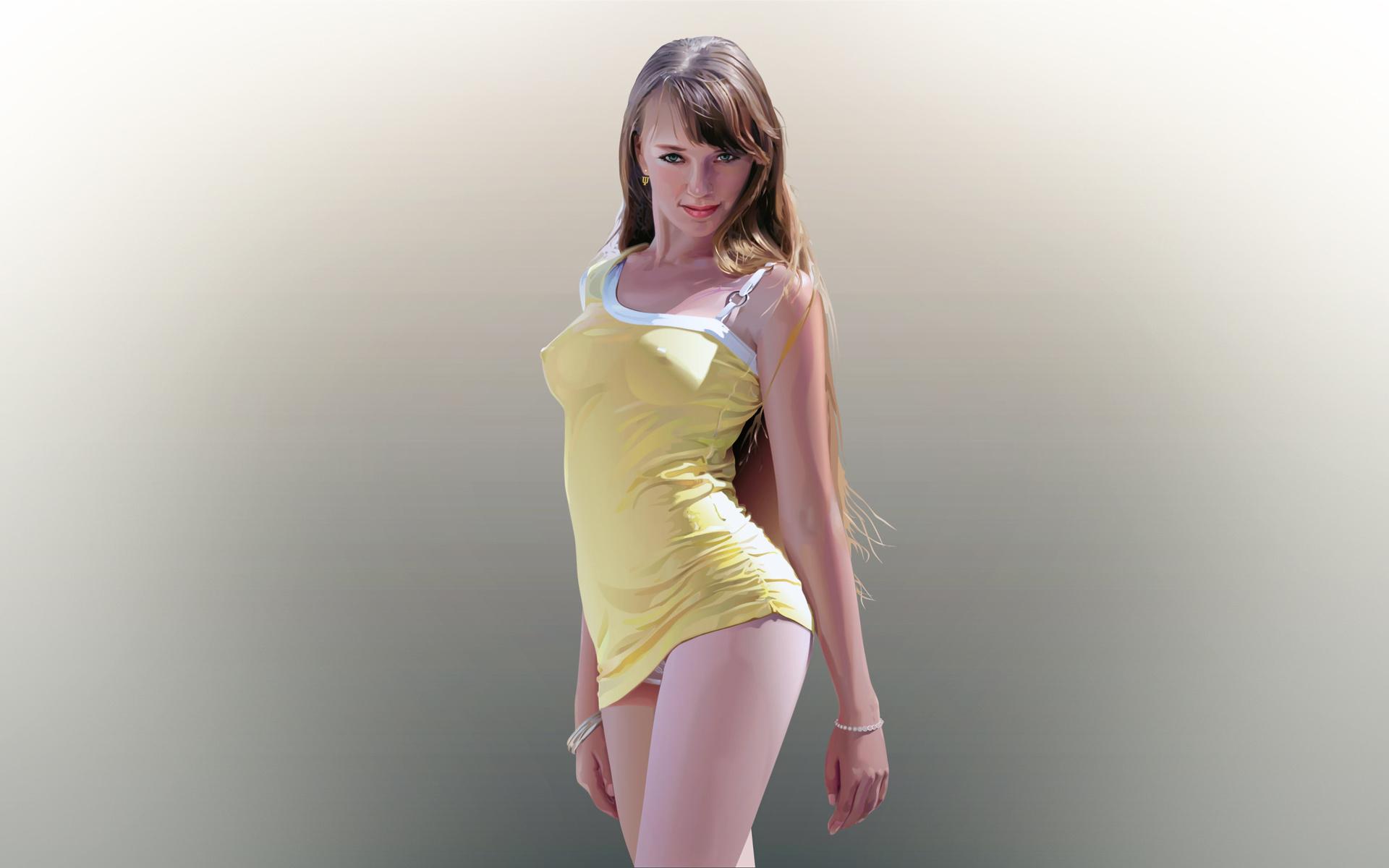 Фото в маечке без трусиков, Красивые молодые девушки без трусиков - фото подборка 17 фотография