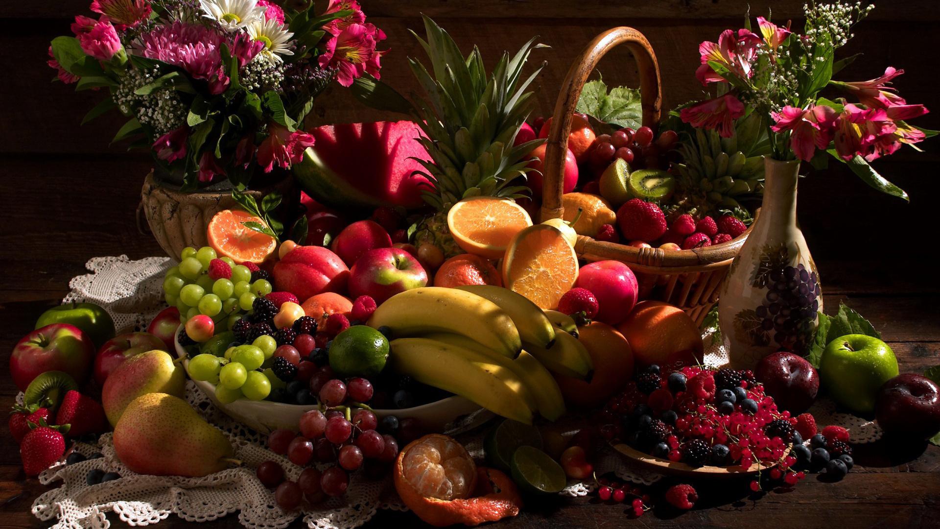 картинки с фруктами и цветами фото заметили муляж взрывного