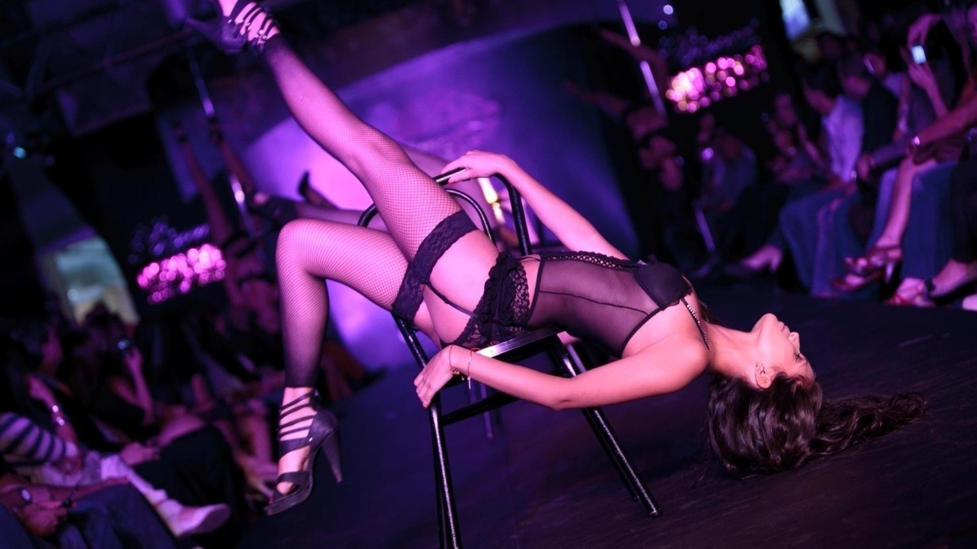 Gfe stripper russia