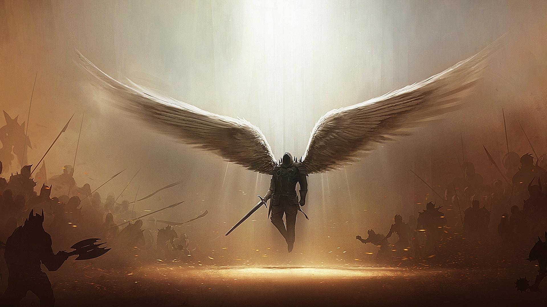 Небесный рыцарь картинки