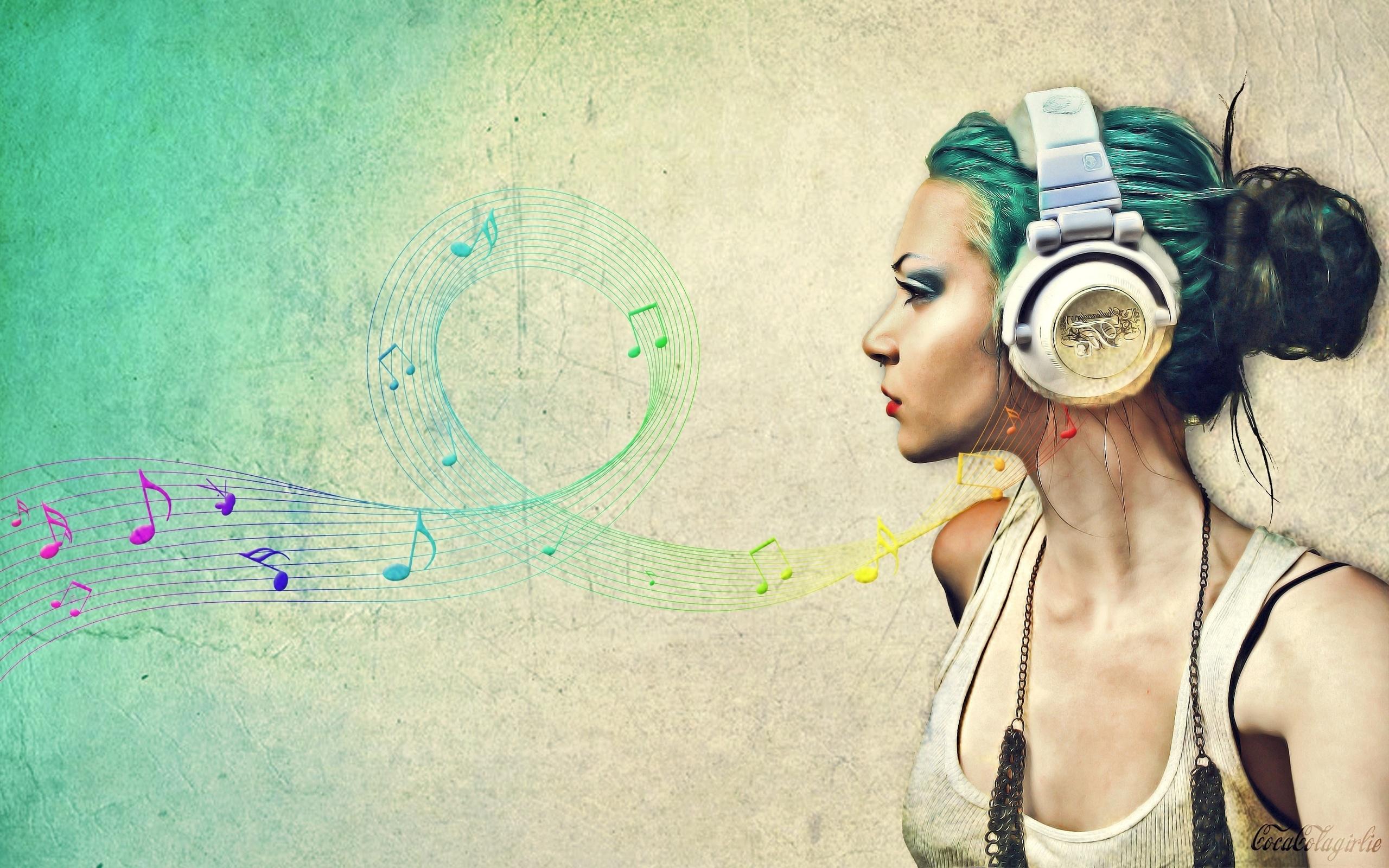 Интересные картинки с музыкой