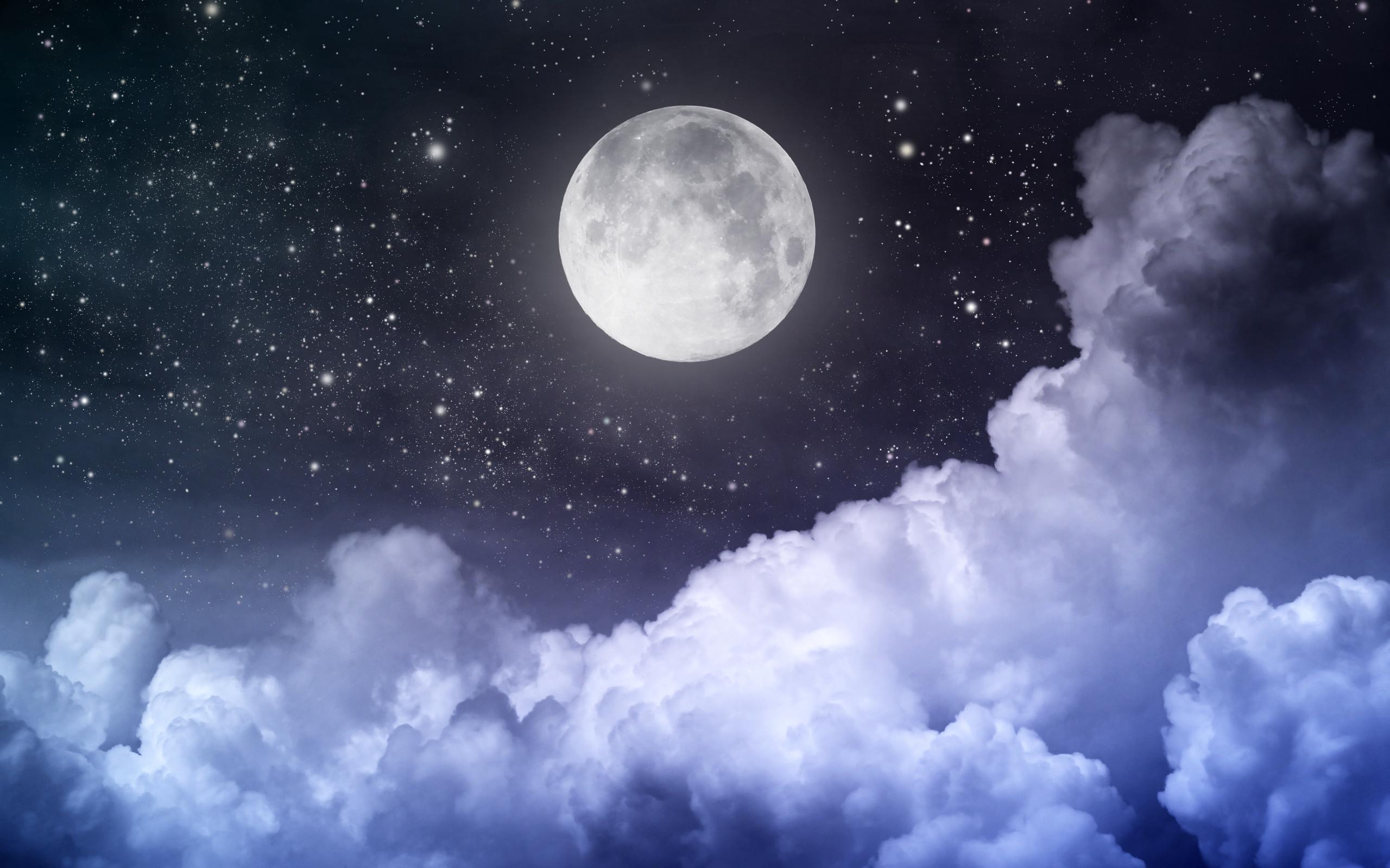 Картинки про луне