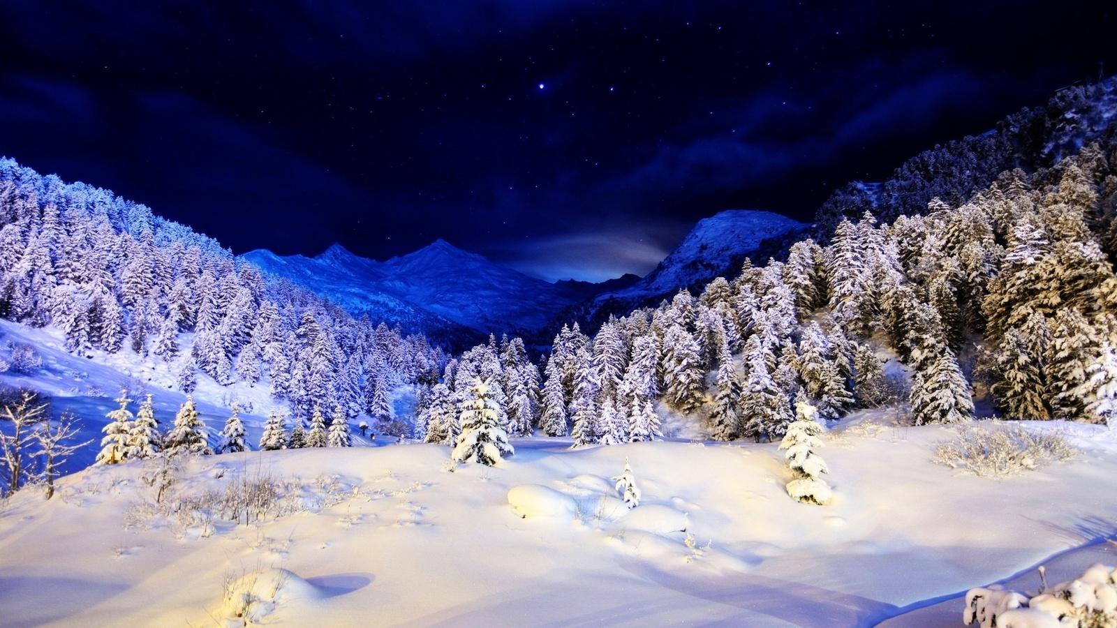 Картинки на телефон природа зима, открытка мужа день