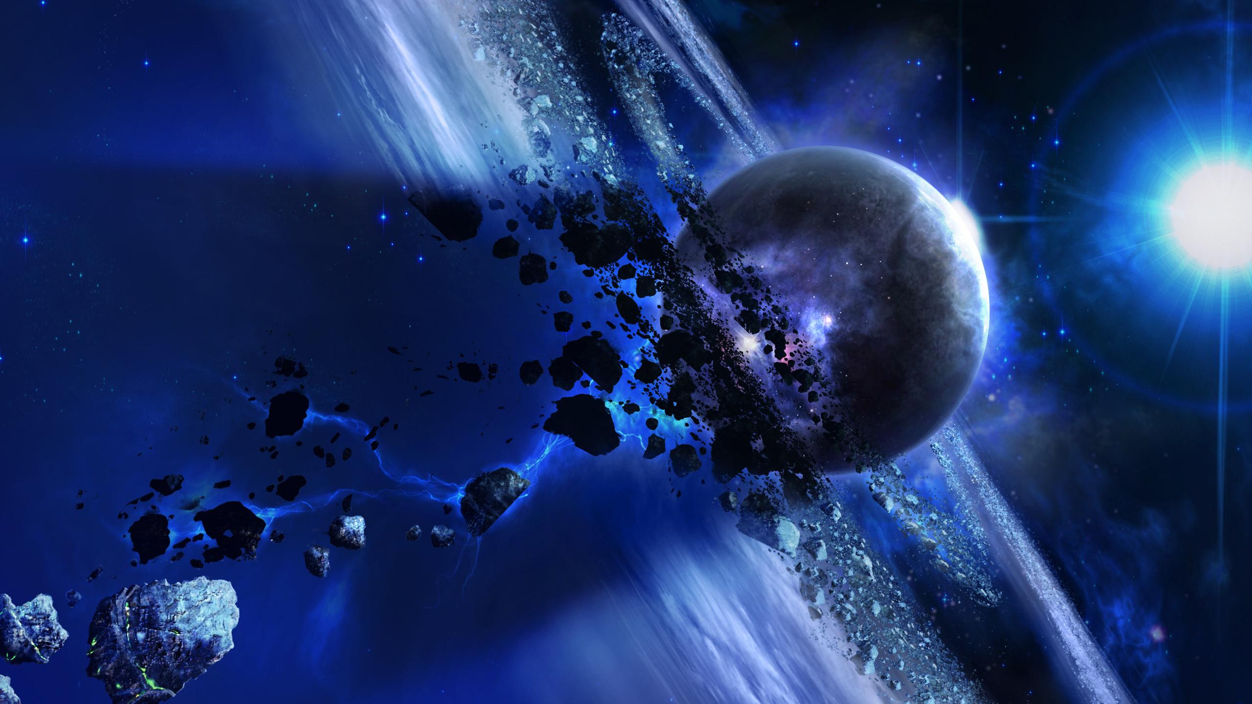 Фото вселенной в высоком качестве с планетами