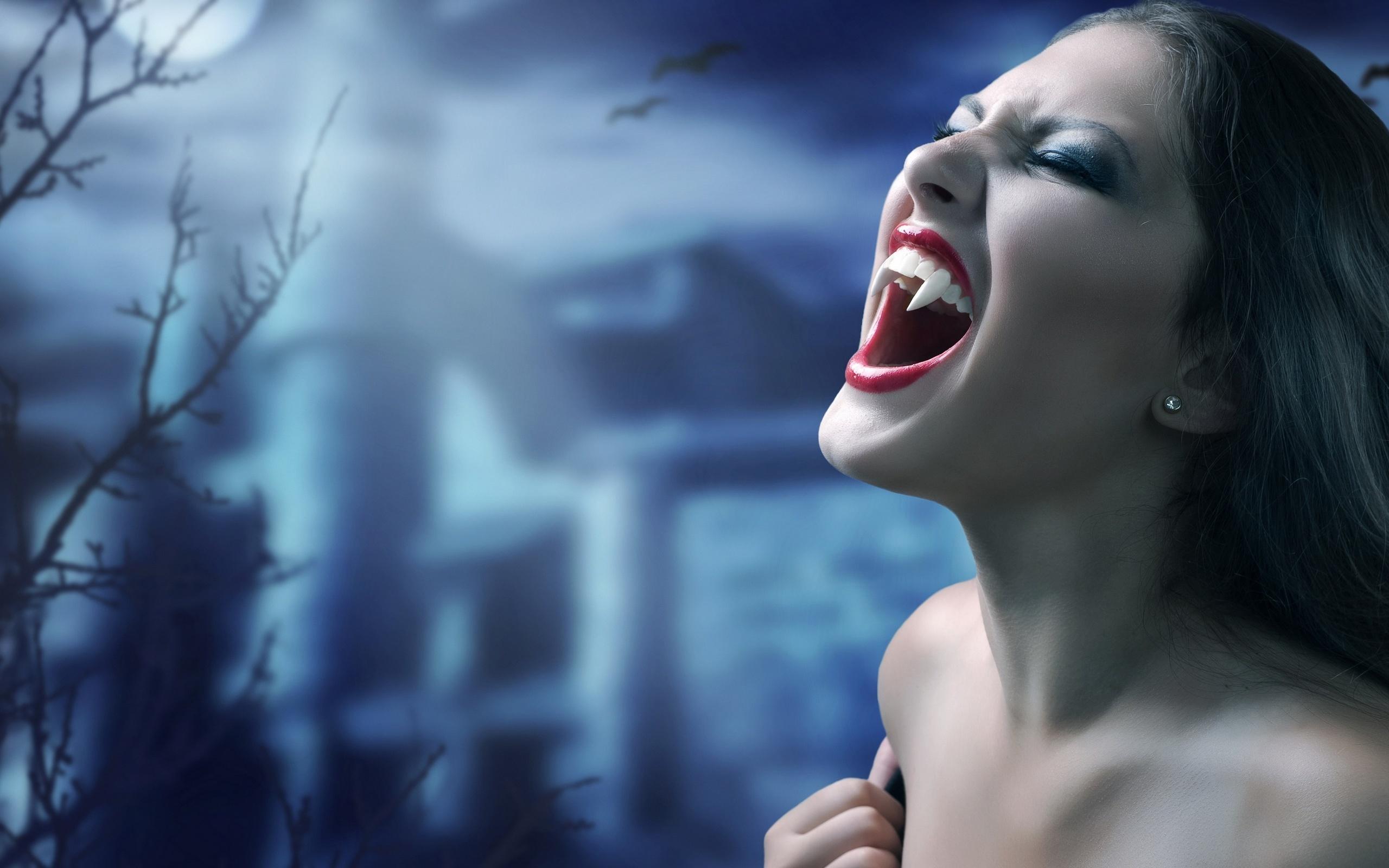 Картинки вампиры девушки красивые