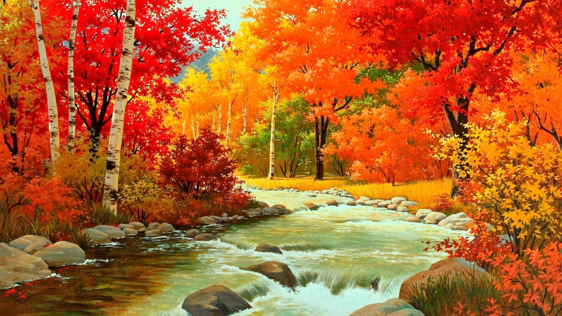 Для, картинки про осень