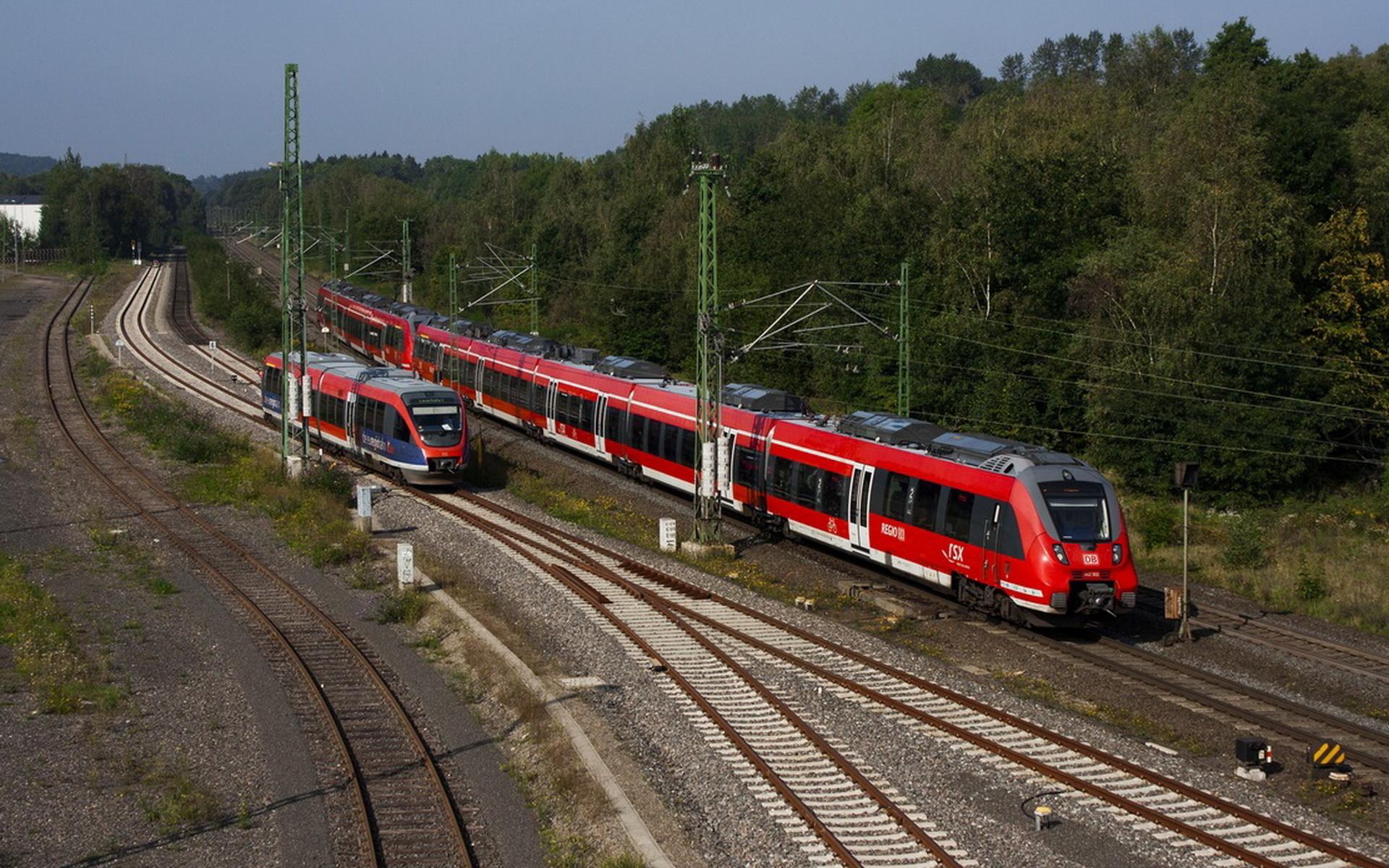 Смотреть фотографии железной дороги