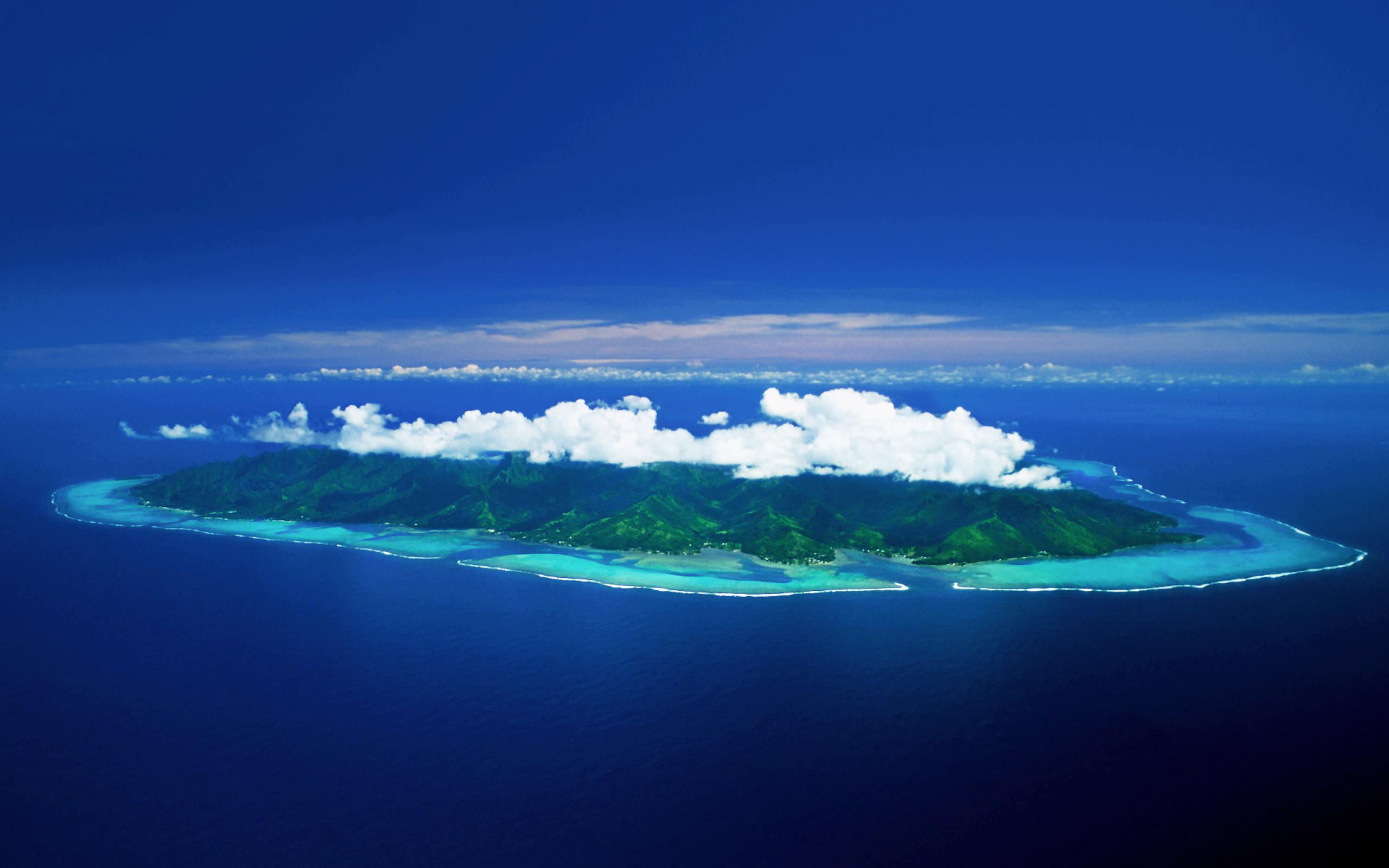 магазин картинки острова в океане на рабочий стол пост одной