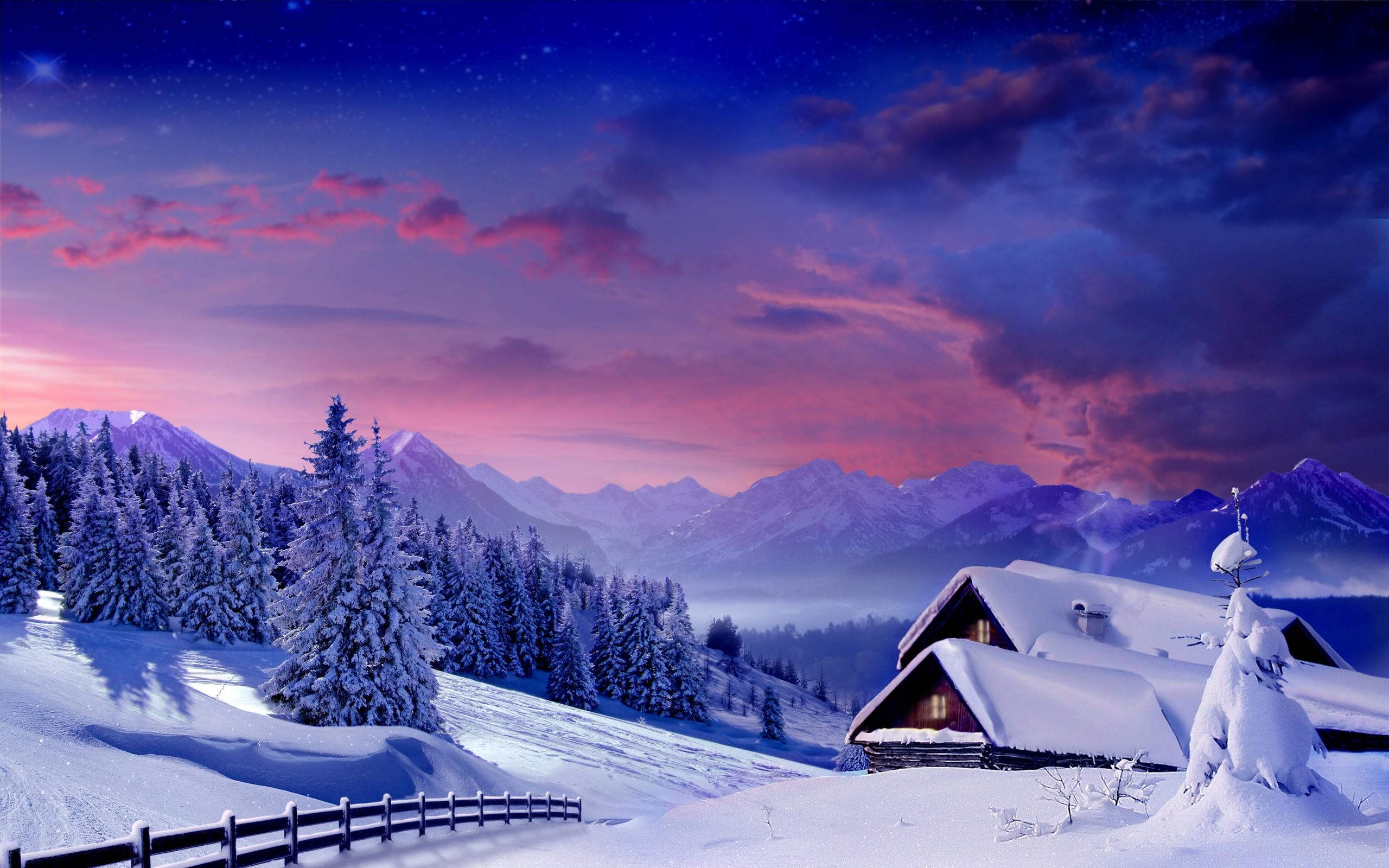 Все картинки о зиме