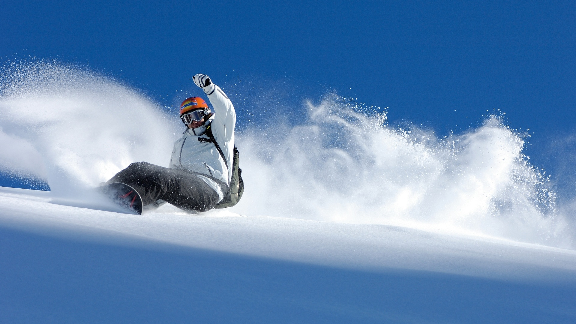 Зимний сноуборд картинки