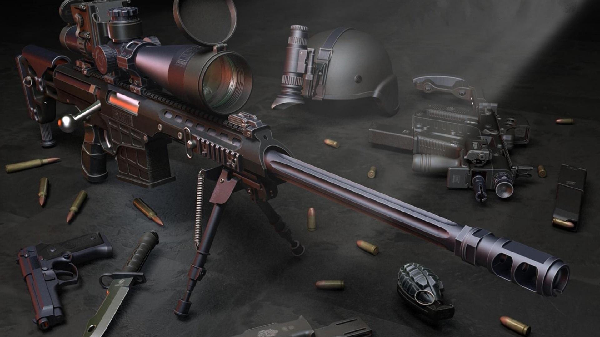 Картинки об новом оружии