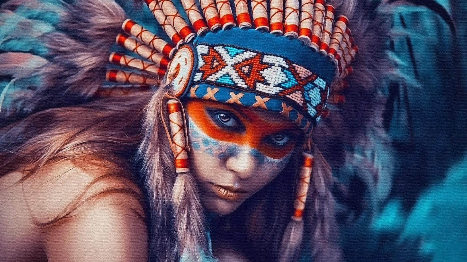нещата, картинки с индейцами высокого разрешения танцевать