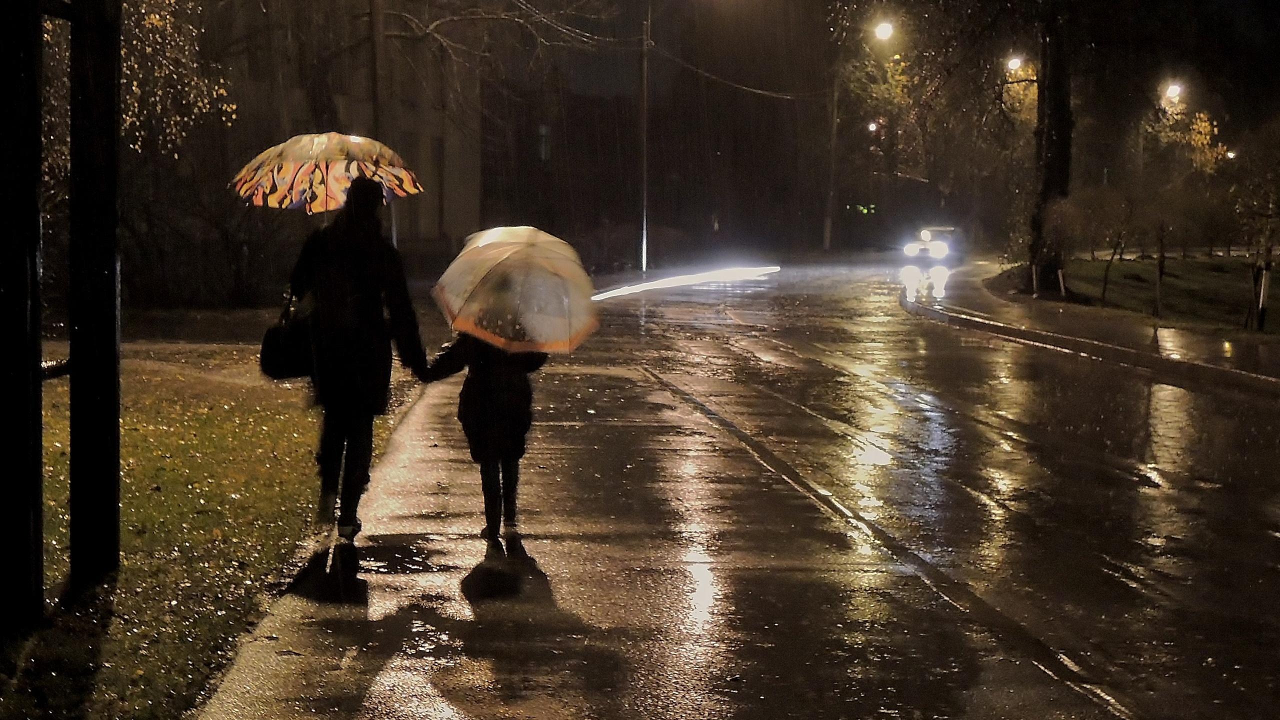 картинки погода вечером такое изображение станет