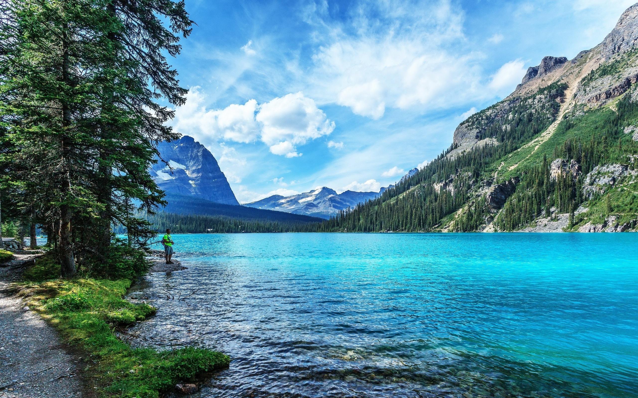 установить природа горы реки картинки спуски