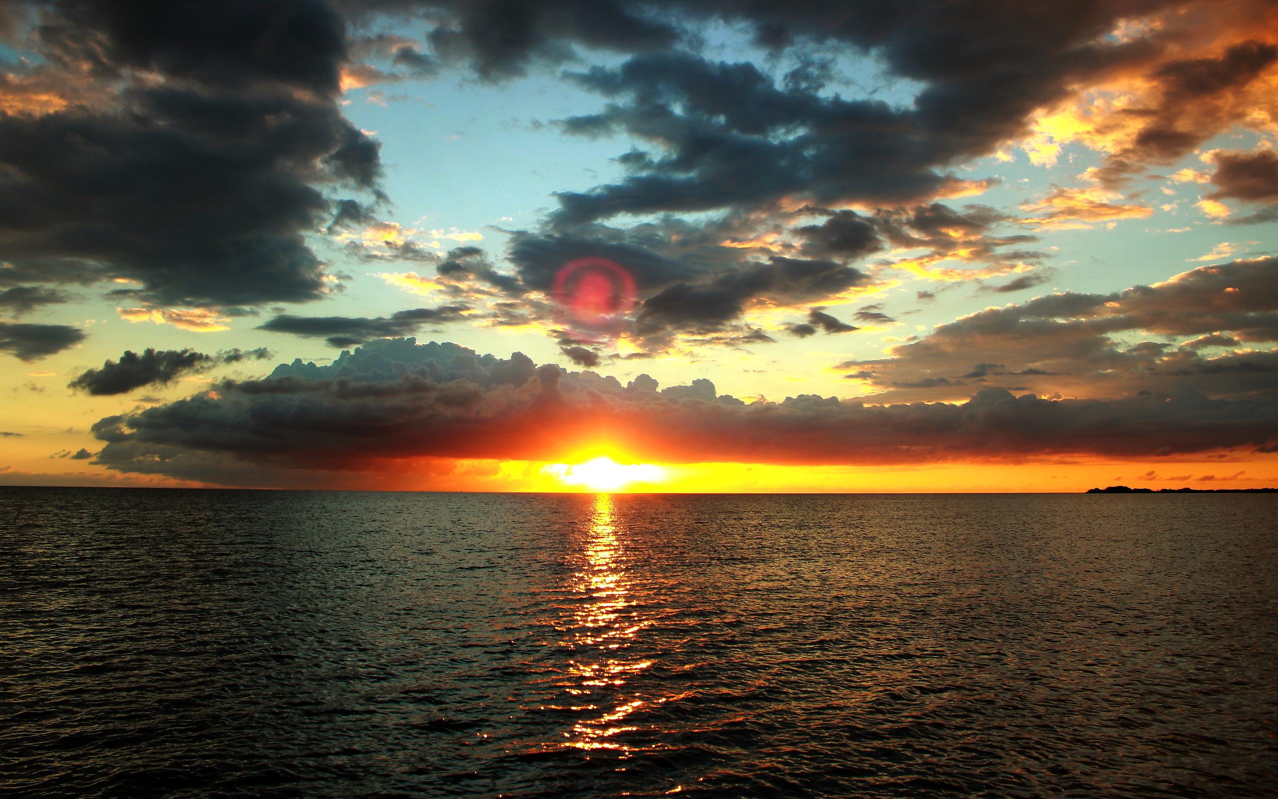 Красивый закат гифы это