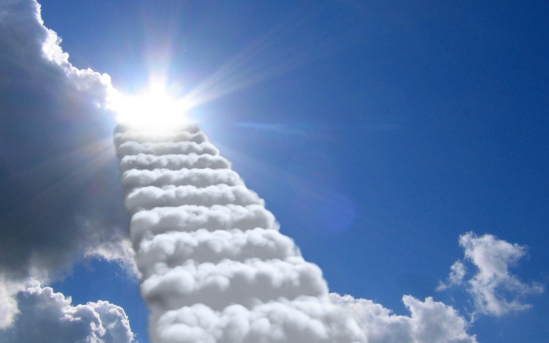 уже картинки небеса человек так они богаты