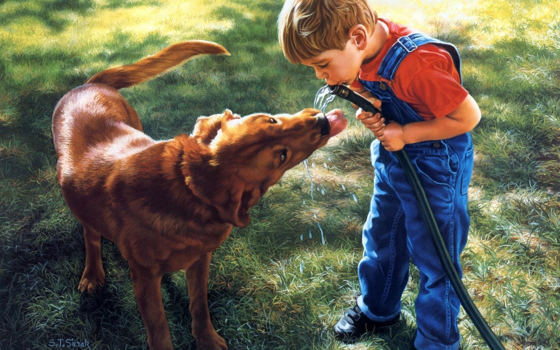 прикольные картинки на тему доброта как