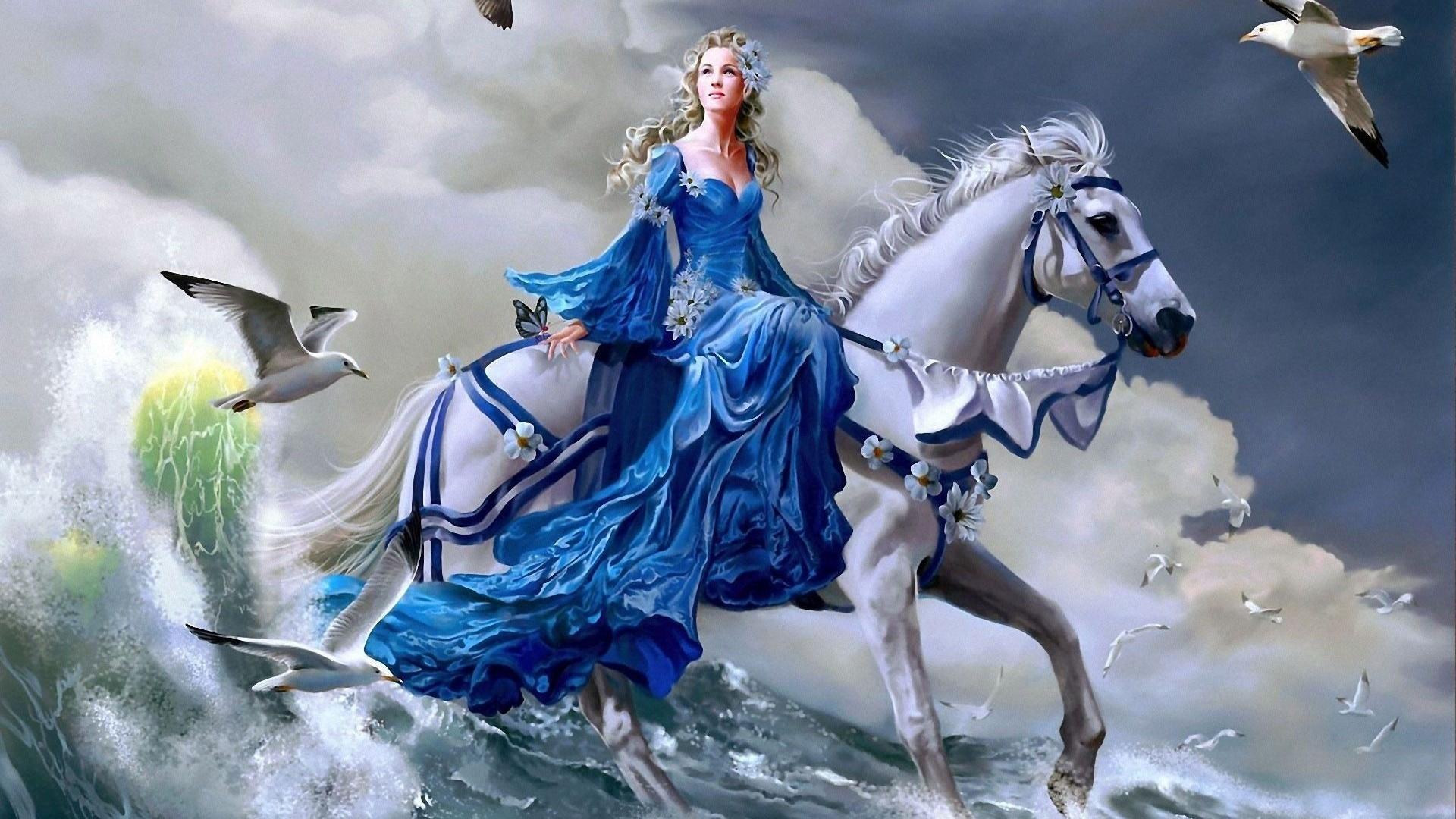 королева неба в картинках второй