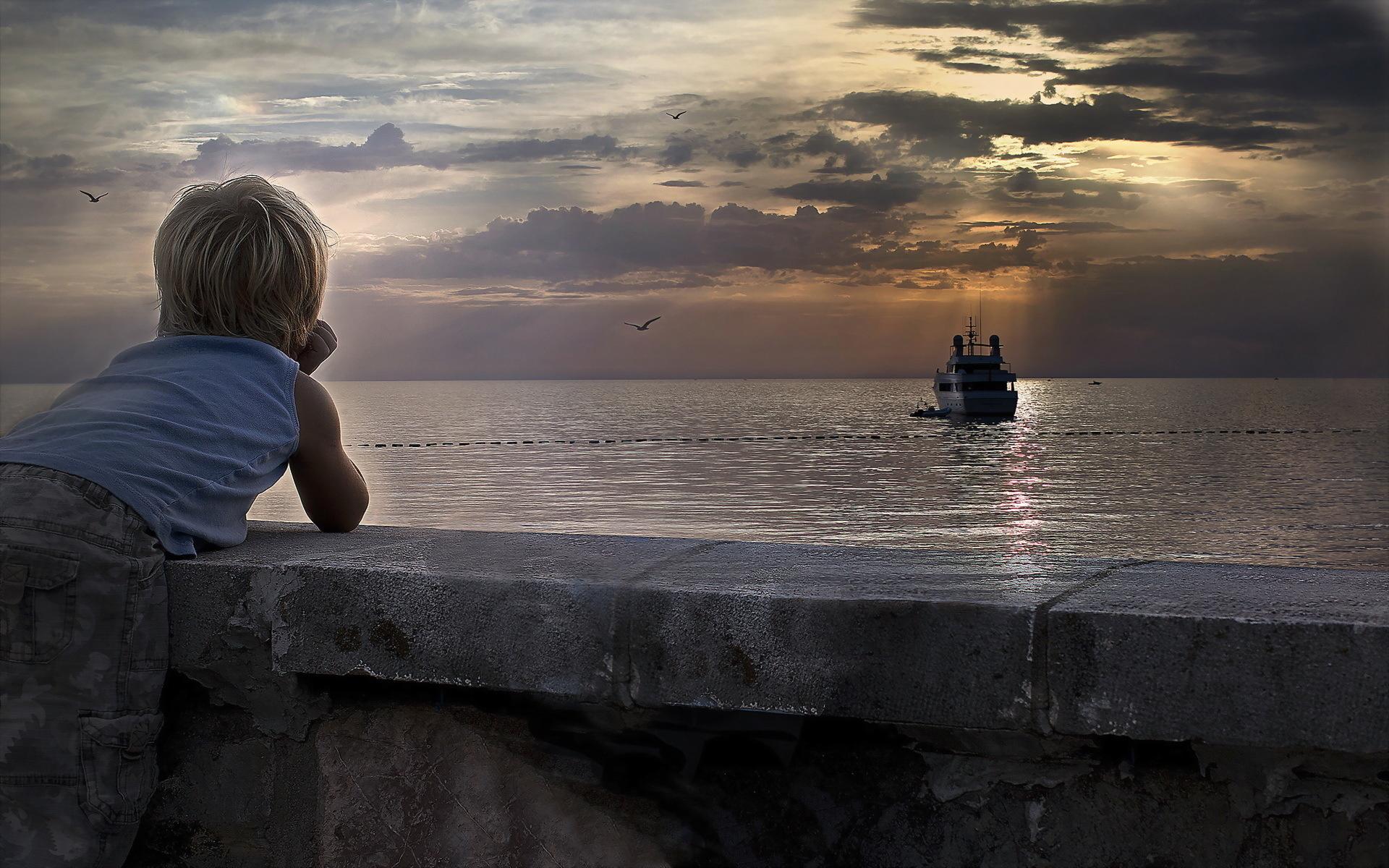 отдали картинка ждет на берегу моря открытки последним днём