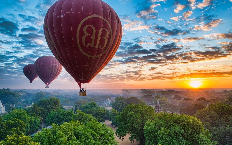 красивая картинка воздушного шара