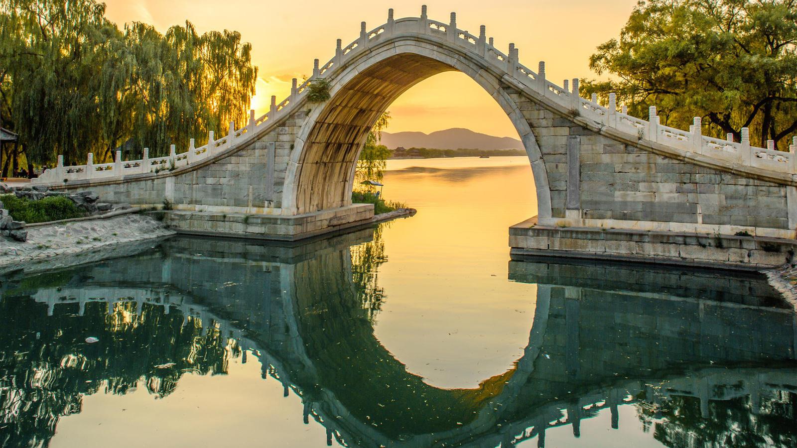 Картинка с мостами