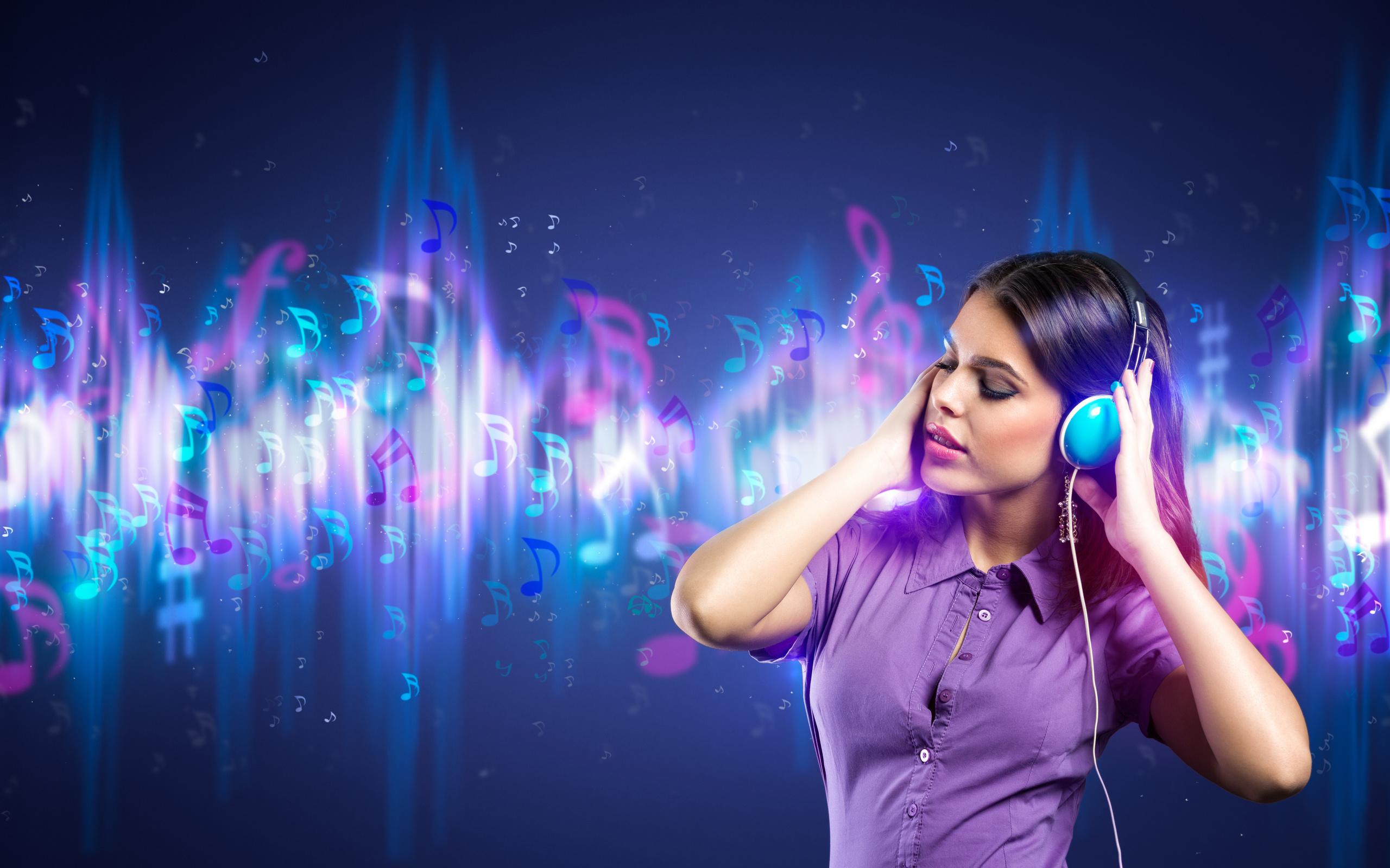 вся жизнь под музыку картинки нервная