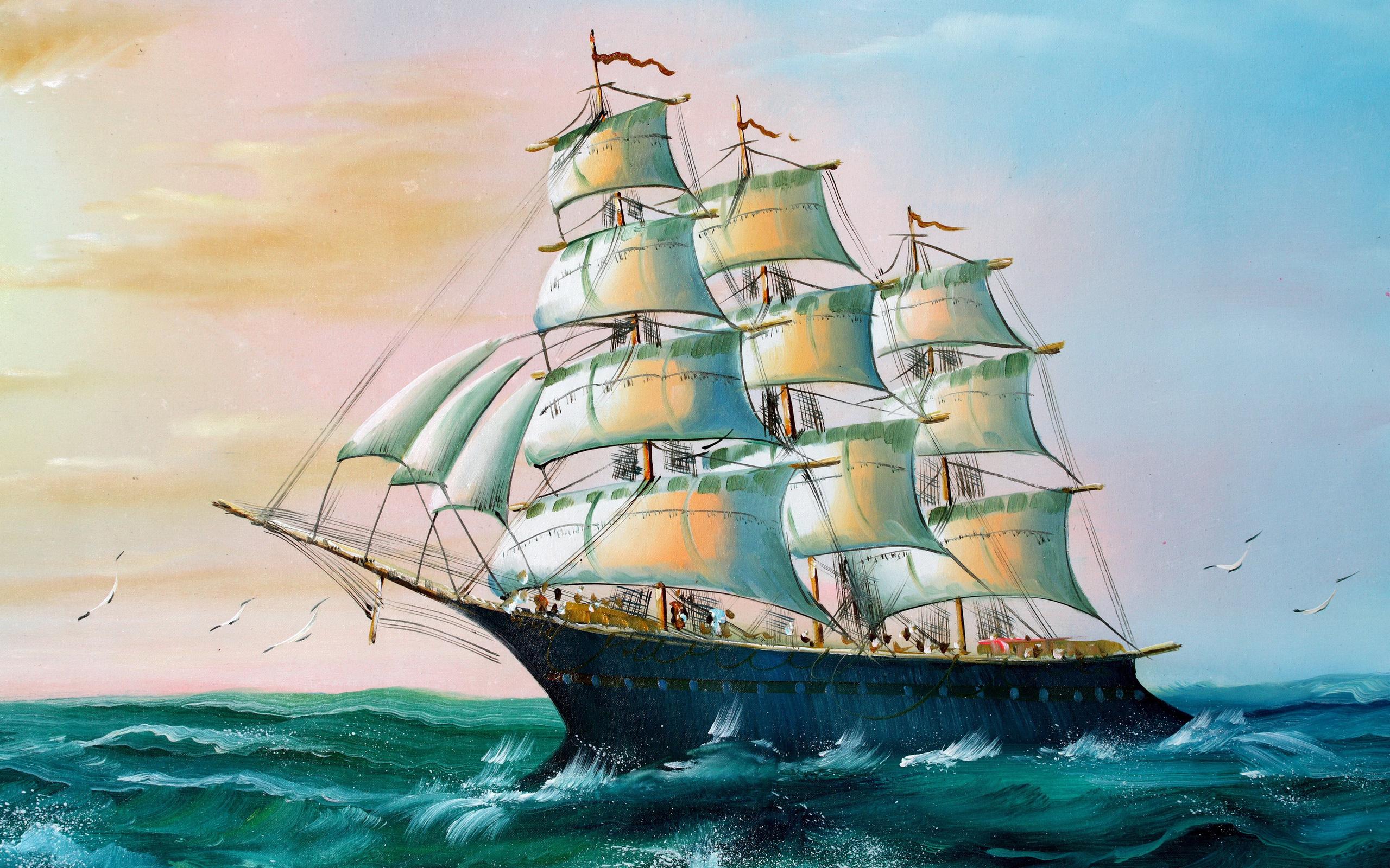 Картинки корабль с надписью