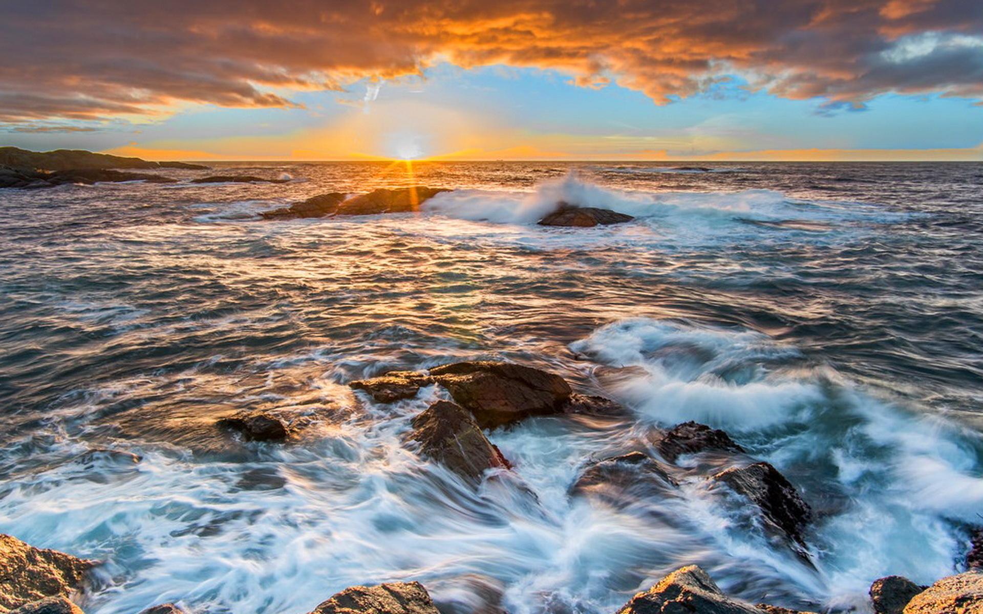 Картинка удивительная красота моря