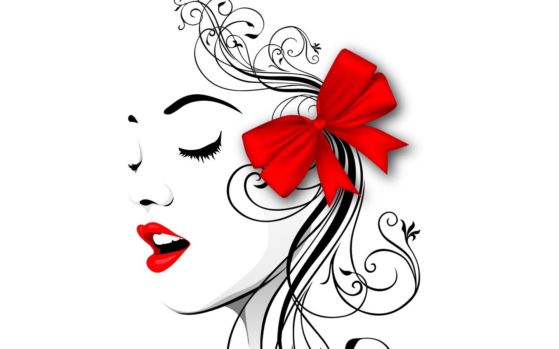 Картинка для салона красоты на прозрачном фоне